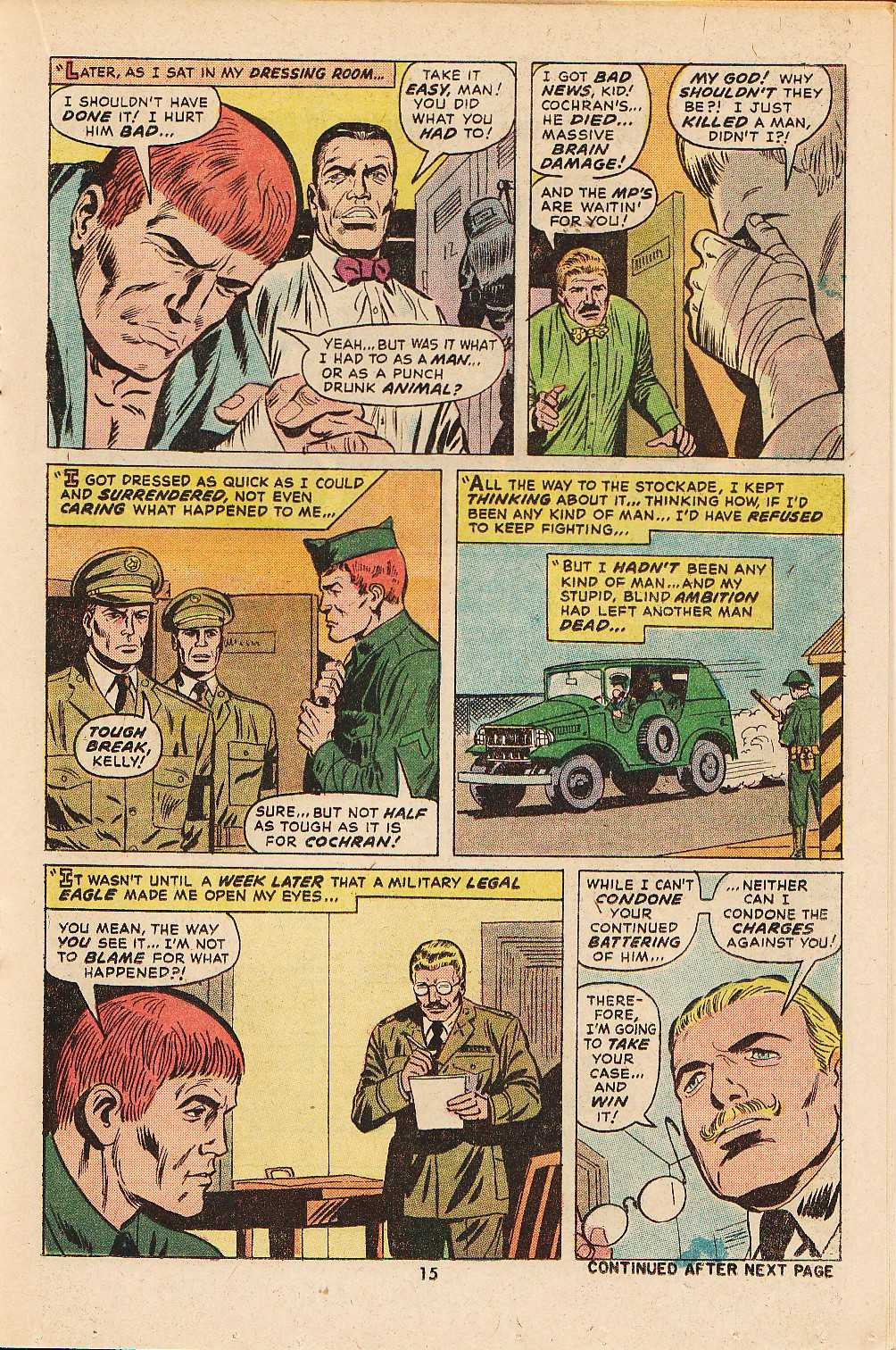 Combat Kelly (1972) issue 3 - Page 17
