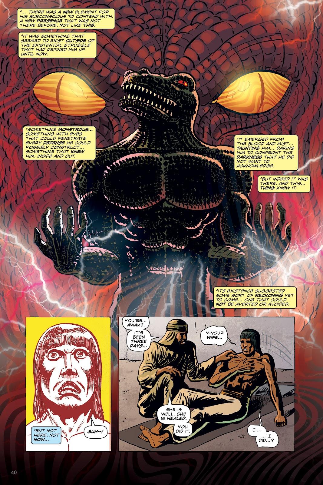 Read online Jesusfreak comic -  Issue # Full - 36