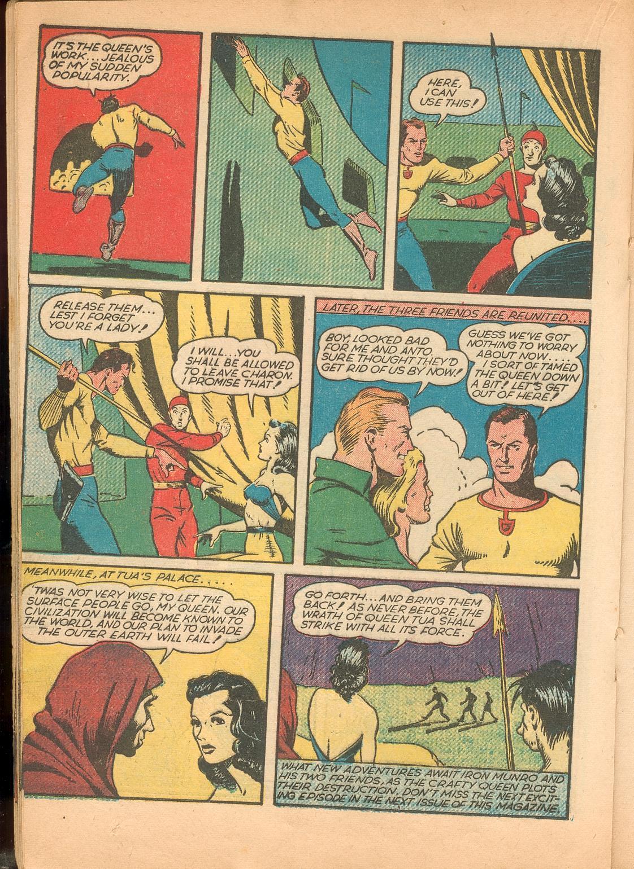 Read online Shadow Comics comic -  Issue #11 - 36