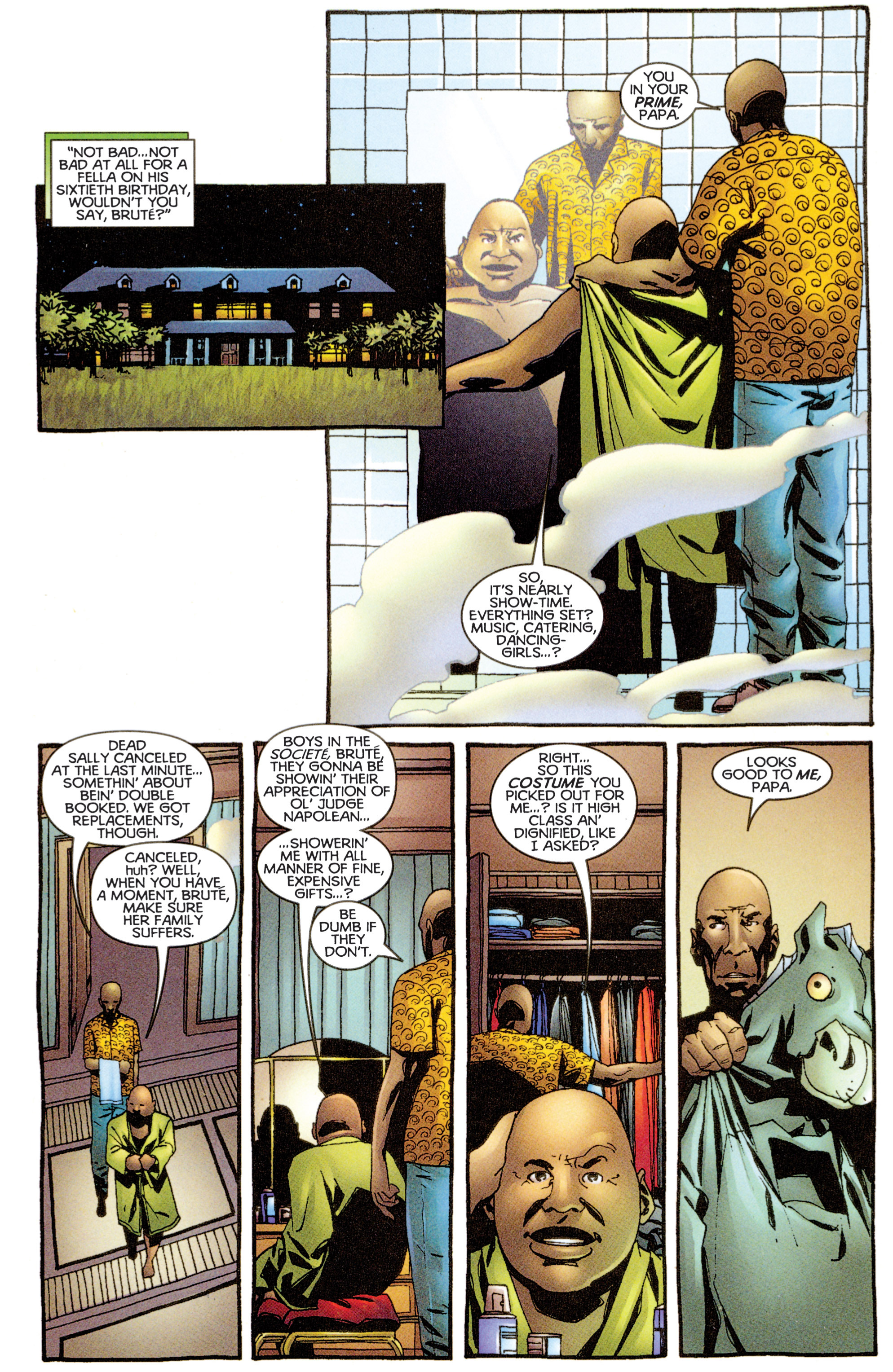 Read online Shadowman (1997) comic -  Issue #13 - 12