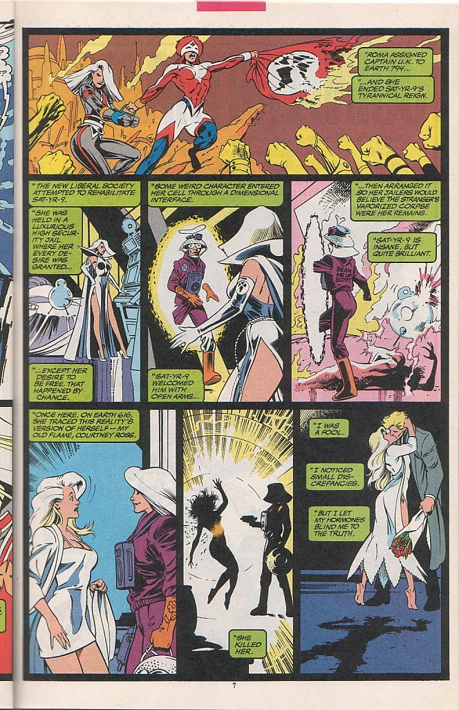Excalibur (1988) issue 56 - Page 7