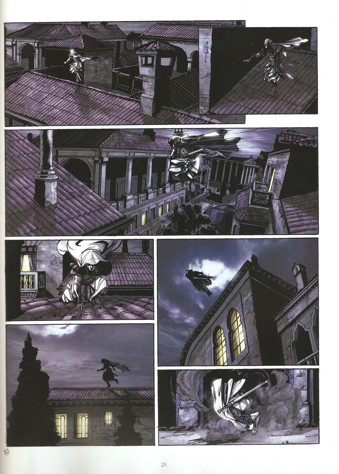Read online Assassin's Creed (2009) comic -  Issue #2 - 25