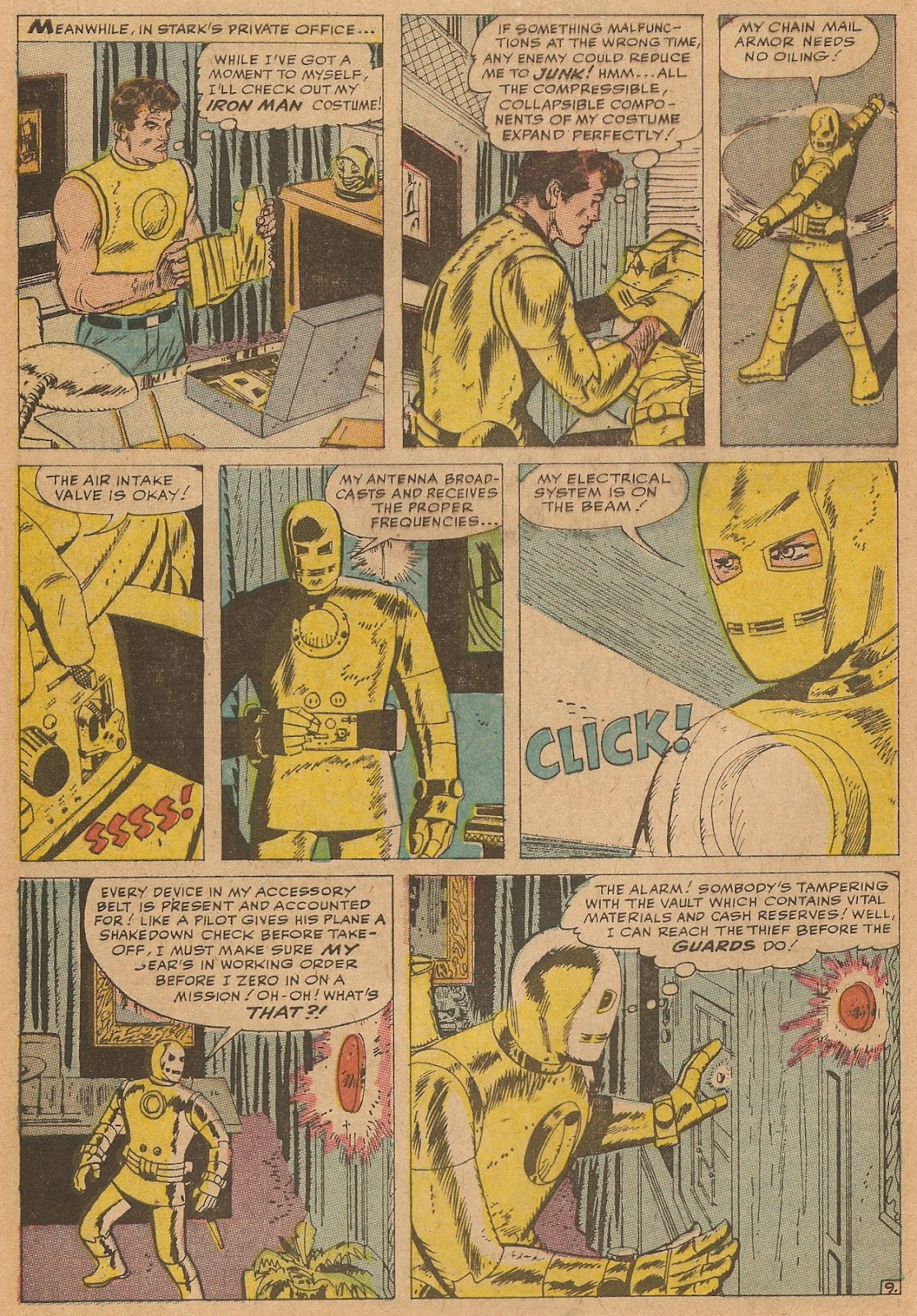 Marvel Collectors' Item Classics issue 8 - Page 36