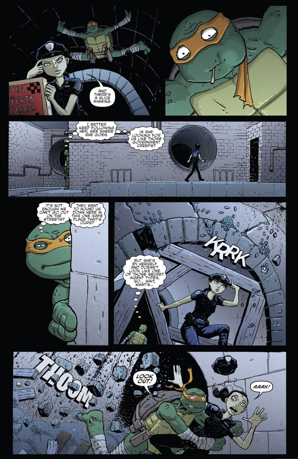 Read online Teenage Mutant Ninja Turtles: The IDW Collection comic -  Issue # TPB 8 (Part 3) - 72