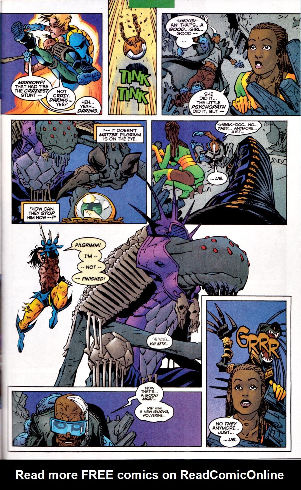 X-Men (1991) 75 Page 33