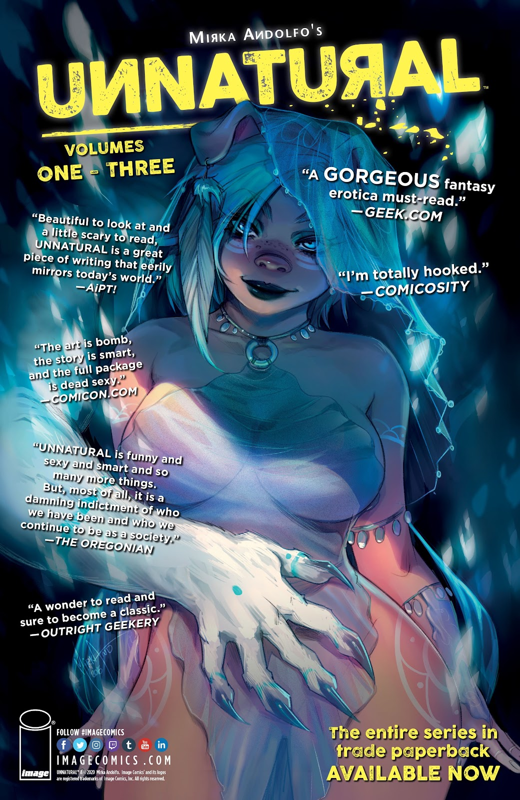 Read online Nomen Omen comic -  Issue #5 - 26