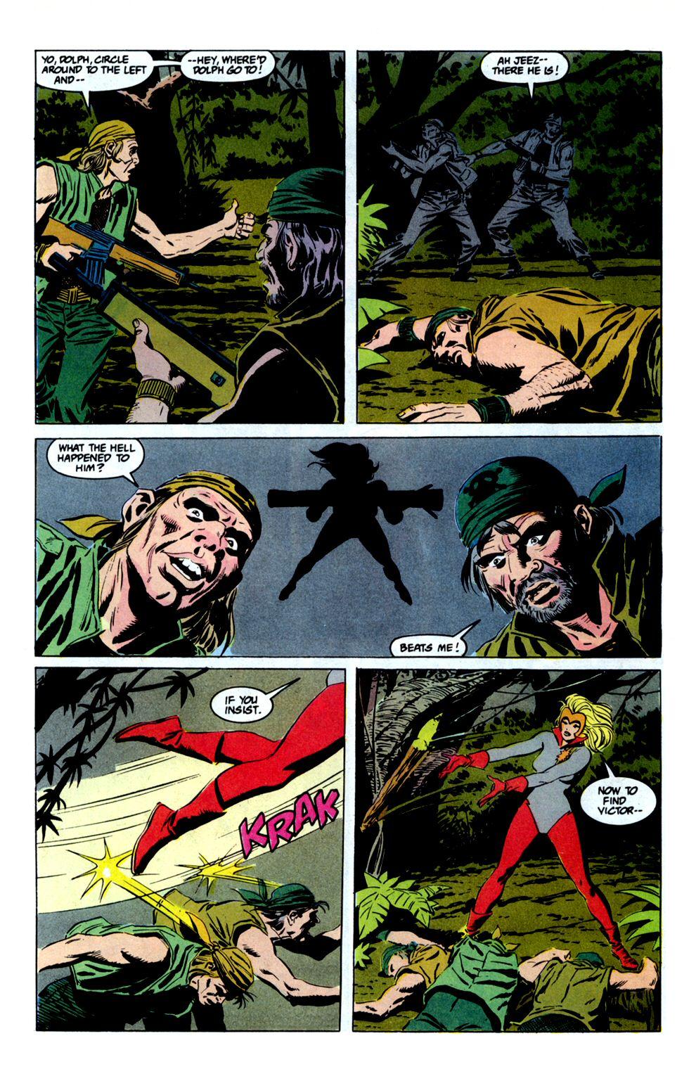 Read online Powerline comic -  Issue #8 - 20