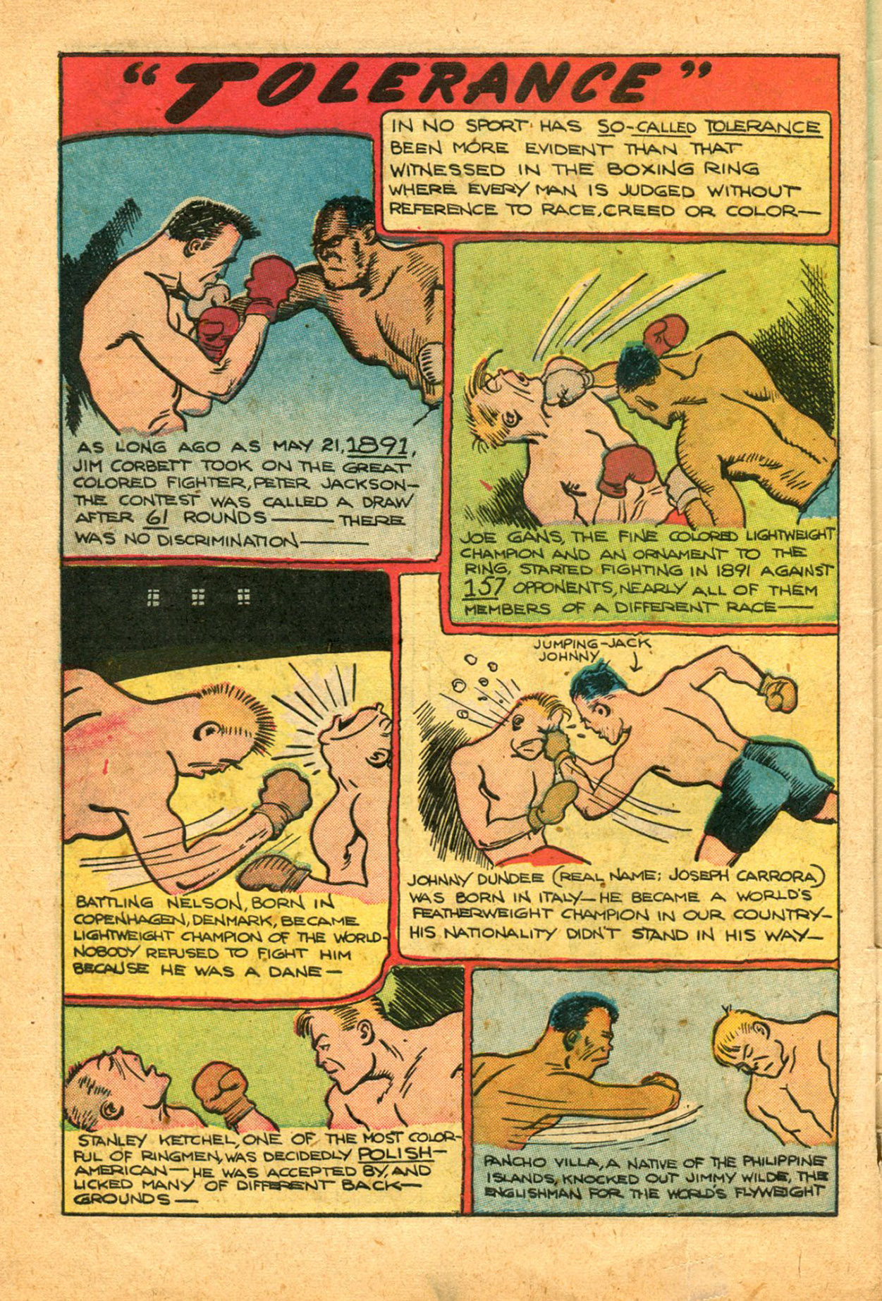 Read online Shadow Comics comic -  Issue #78 - 48