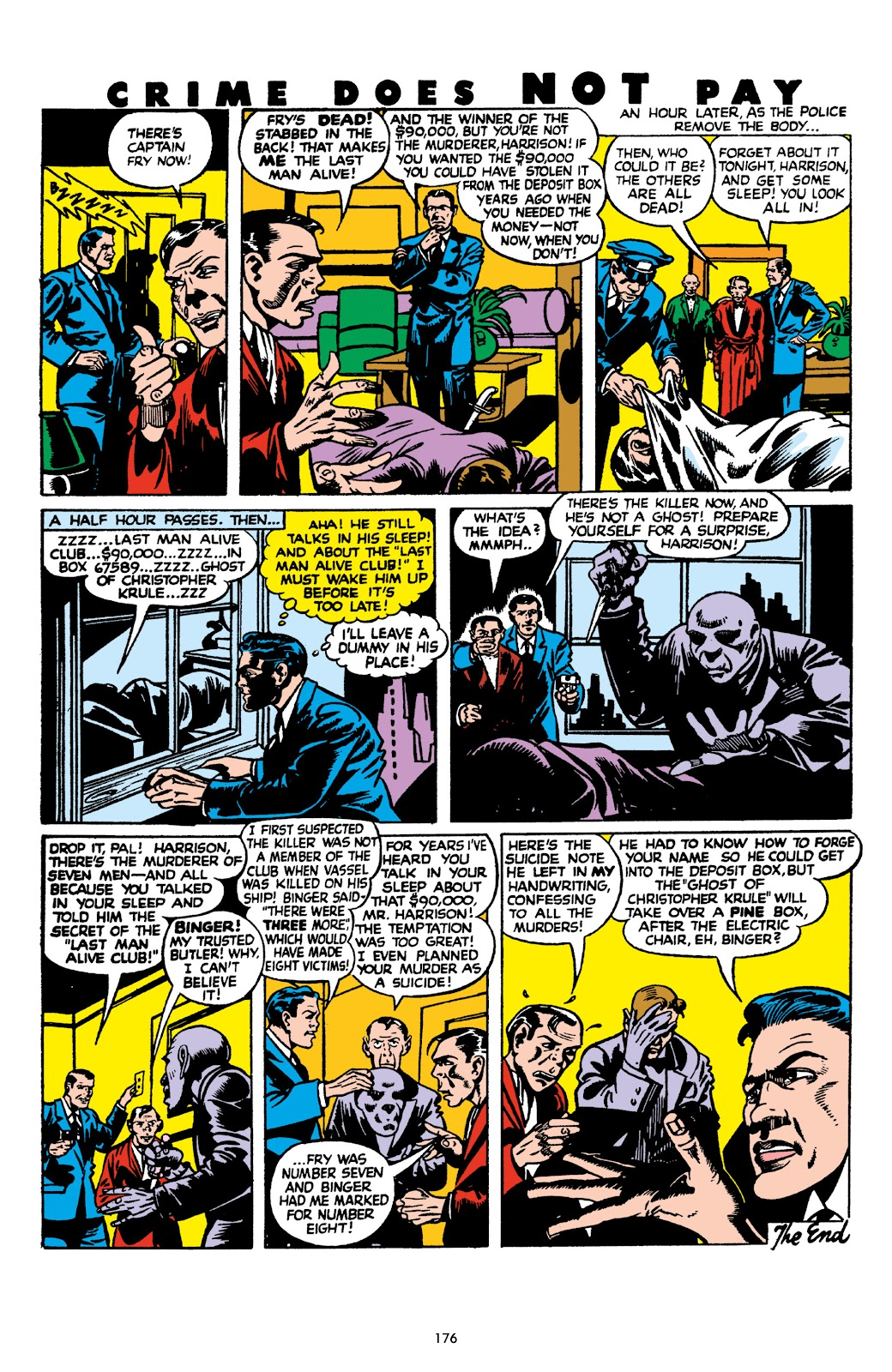 Read online Crime Does Not Pay Archives comic -  Issue # TPB 8 (Part 2) - 77