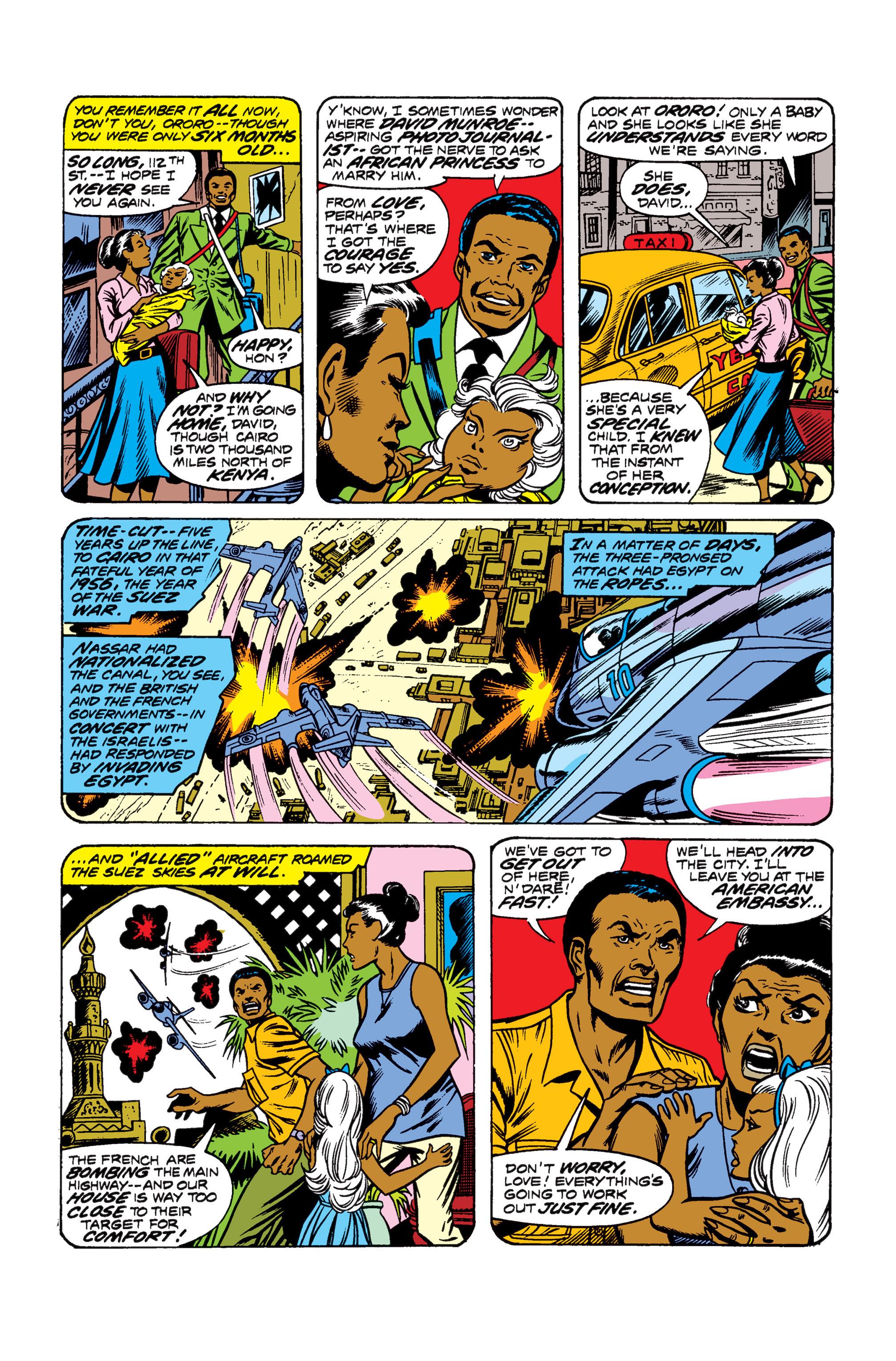 Uncanny X-Men (1963) 102 Page 7