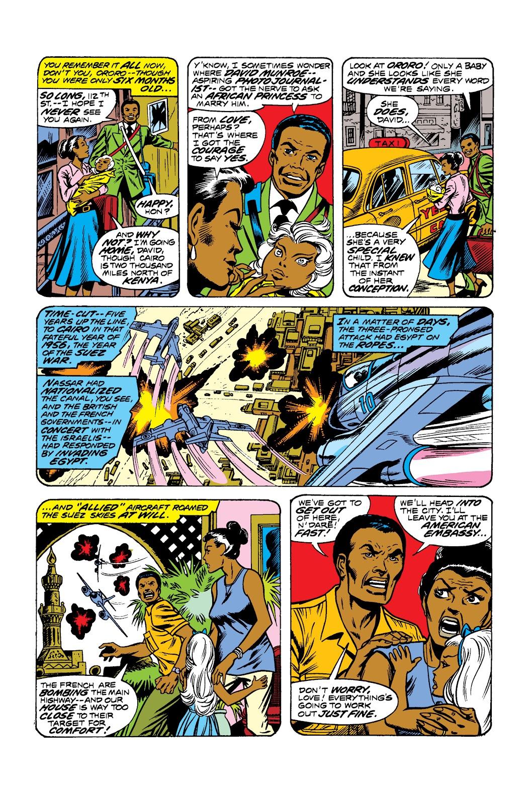 Uncanny X-Men (1963) issue 102 - Page 8