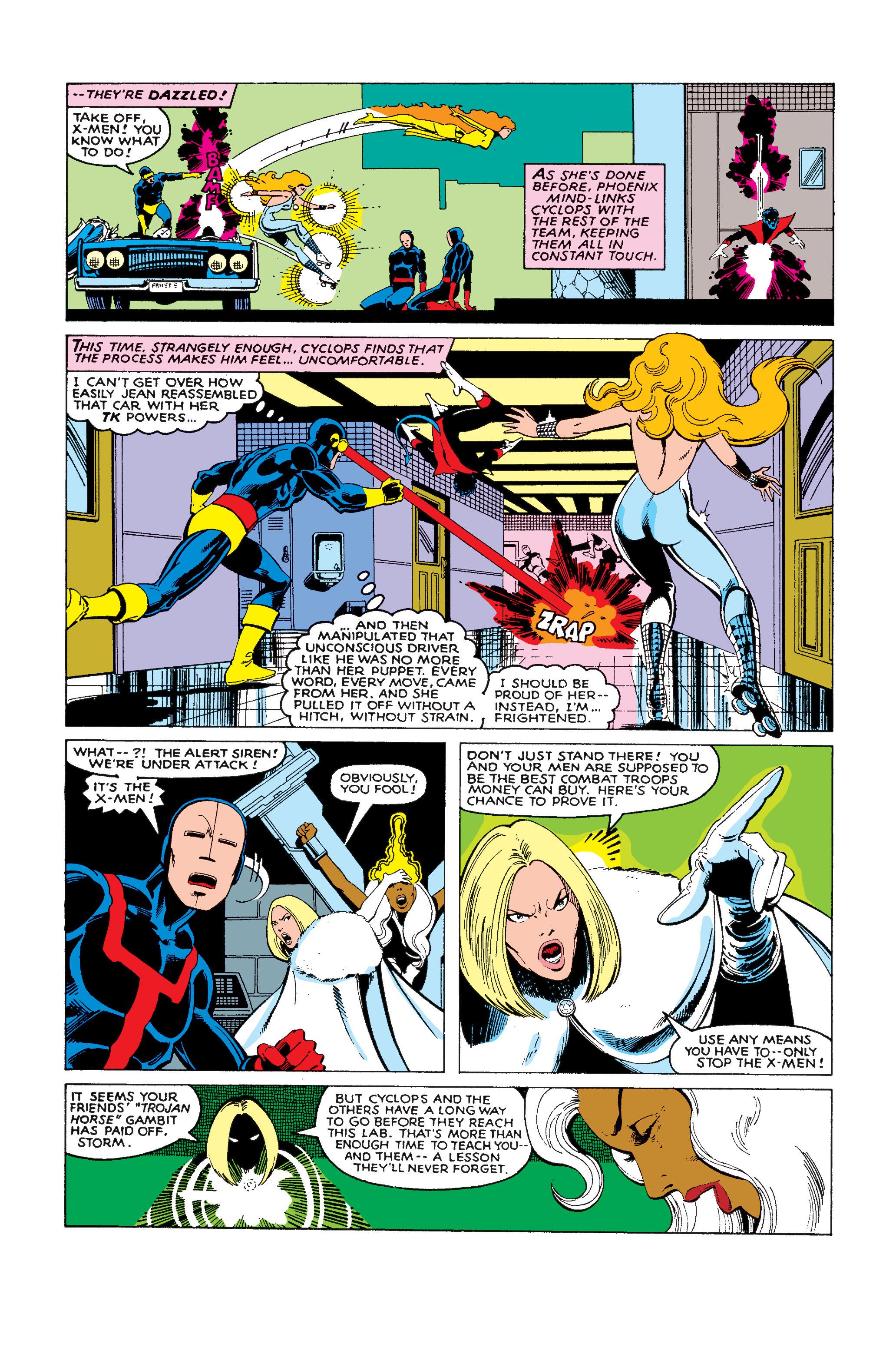 Uncanny X-Men (1963) 131 Page 10
