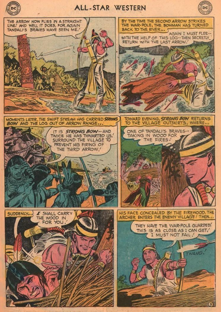 Read online All-Star Western (1951) comic -  Issue #87 - 15