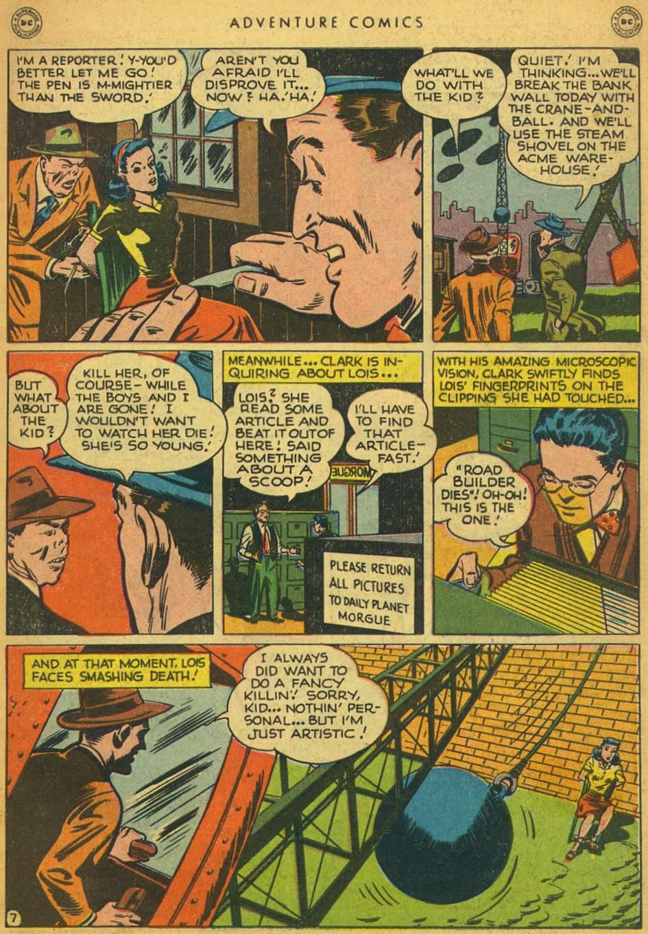 Read online Adventure Comics (1938) comic -  Issue #128 - 8