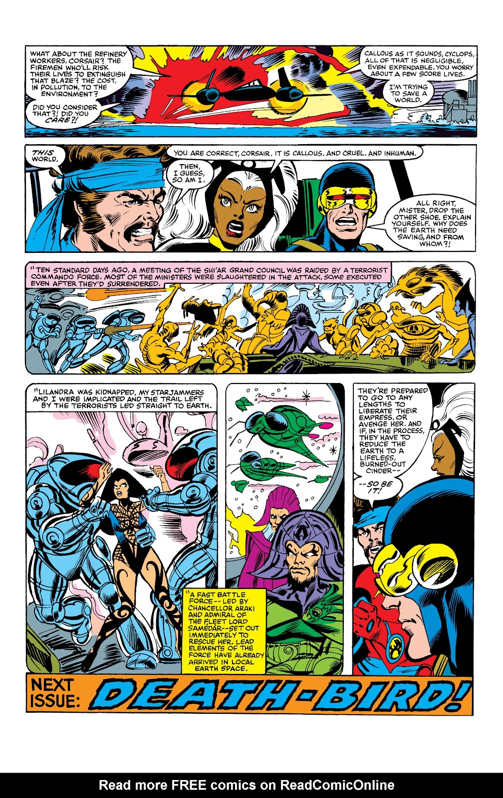 Uncanny X-Men (1963) issue 154 - Page 23