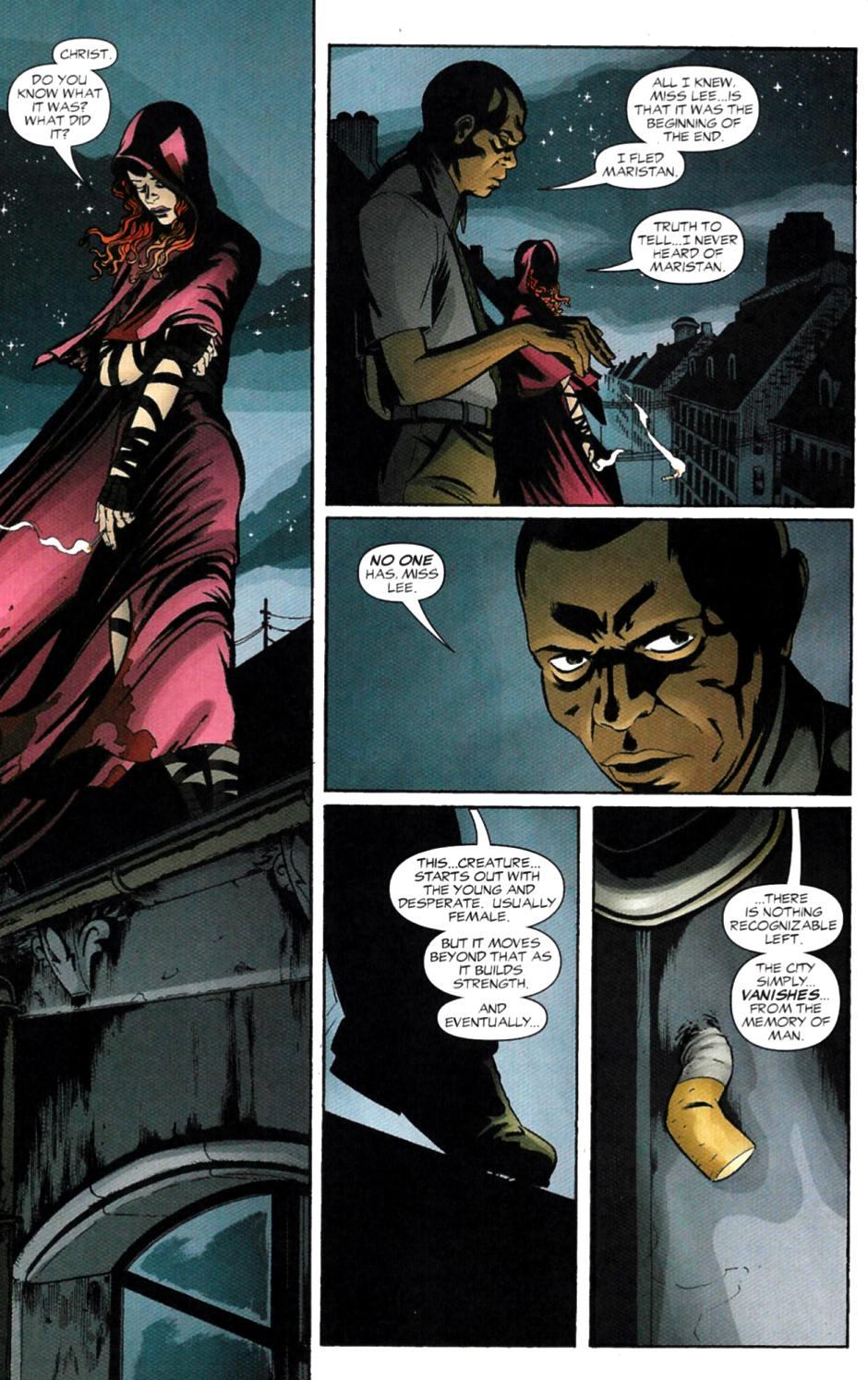 Read online Fallen Angel (2003) comic -  Issue #4 - 12