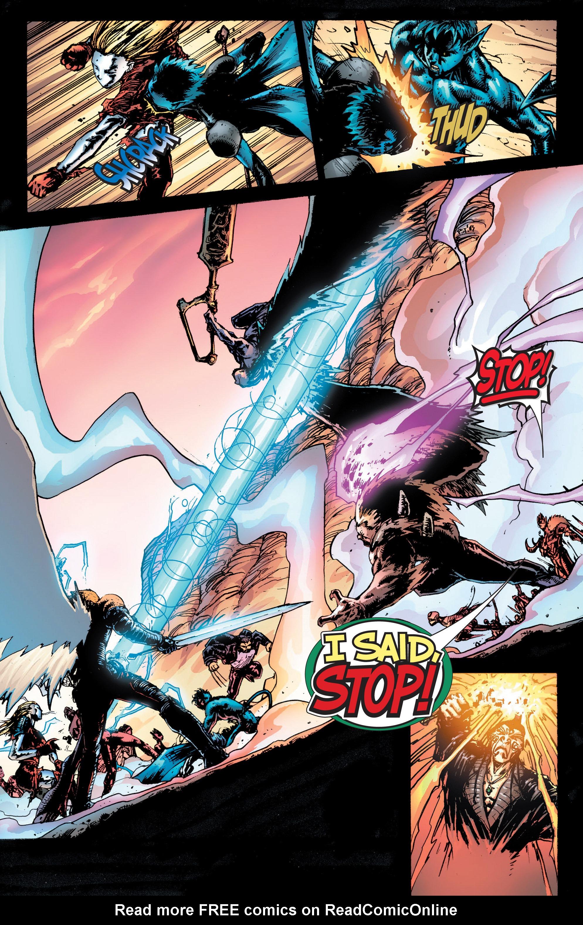 Read online Uncanny X-Men (1963) comic -  Issue #431 - 19