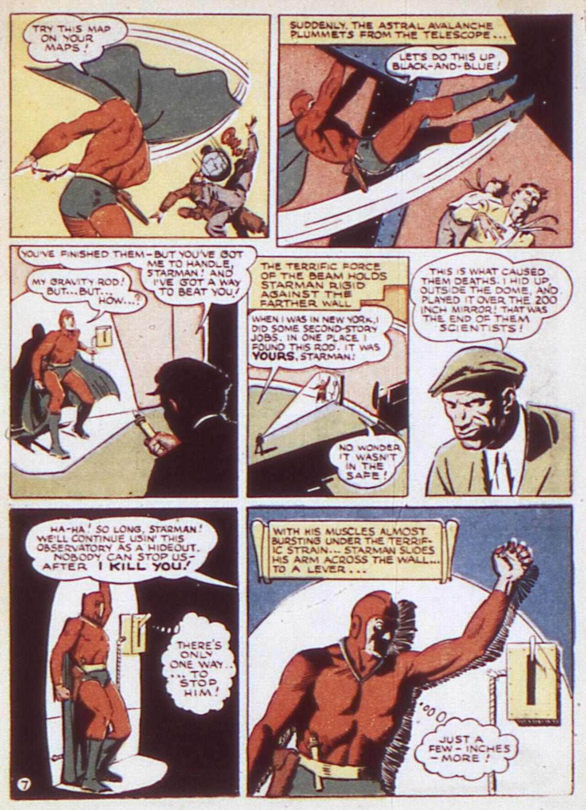 Read online Adventure Comics (1938) comic -  Issue #84 - 21