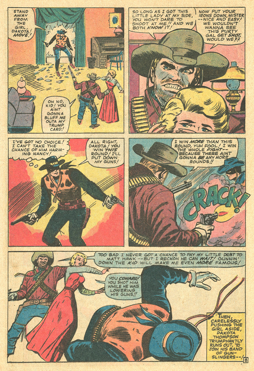 Read online Two-Gun Kid comic -  Issue #107 - 12