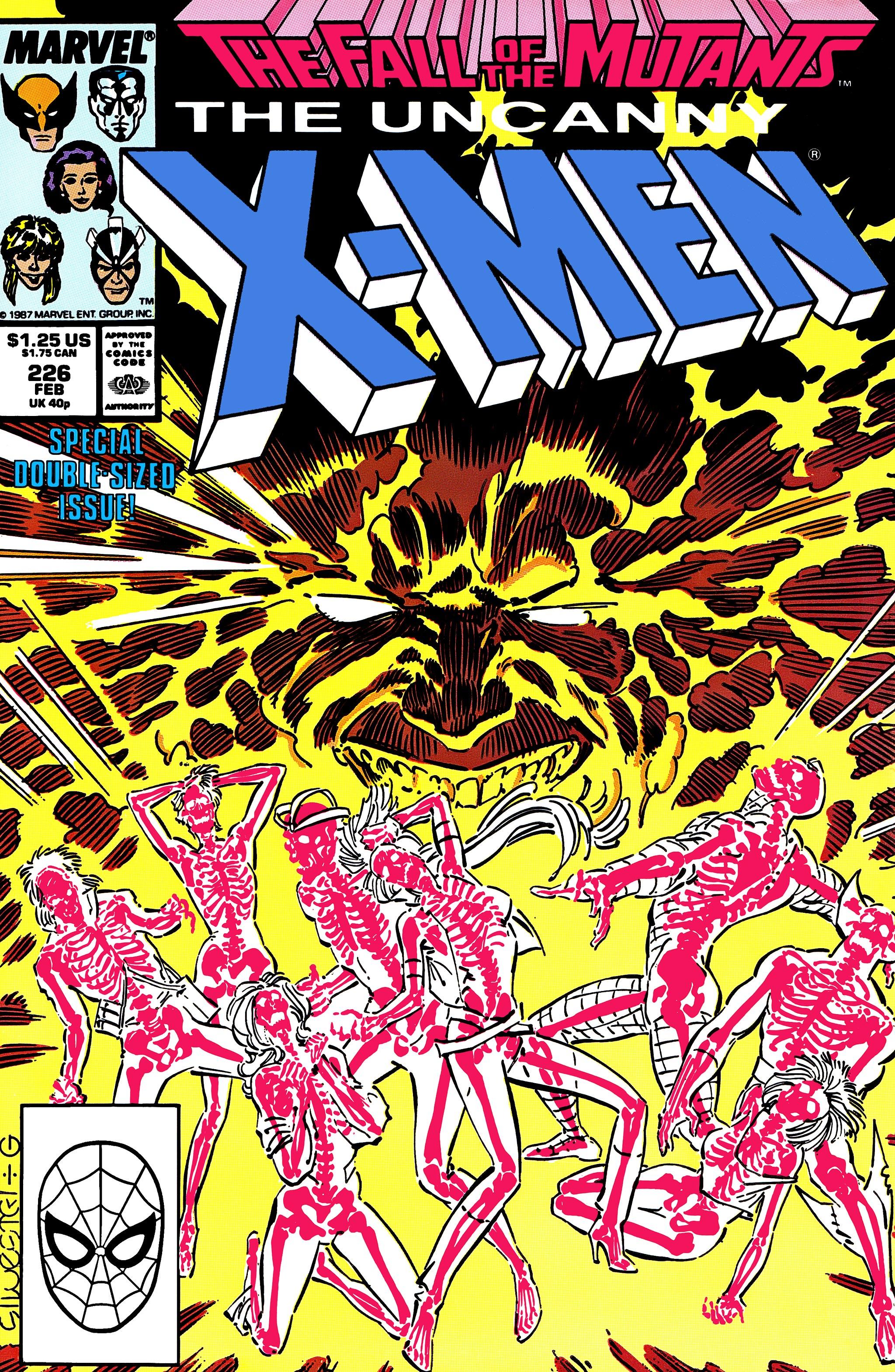 Uncanny X-Men (1963) 226 Page 1