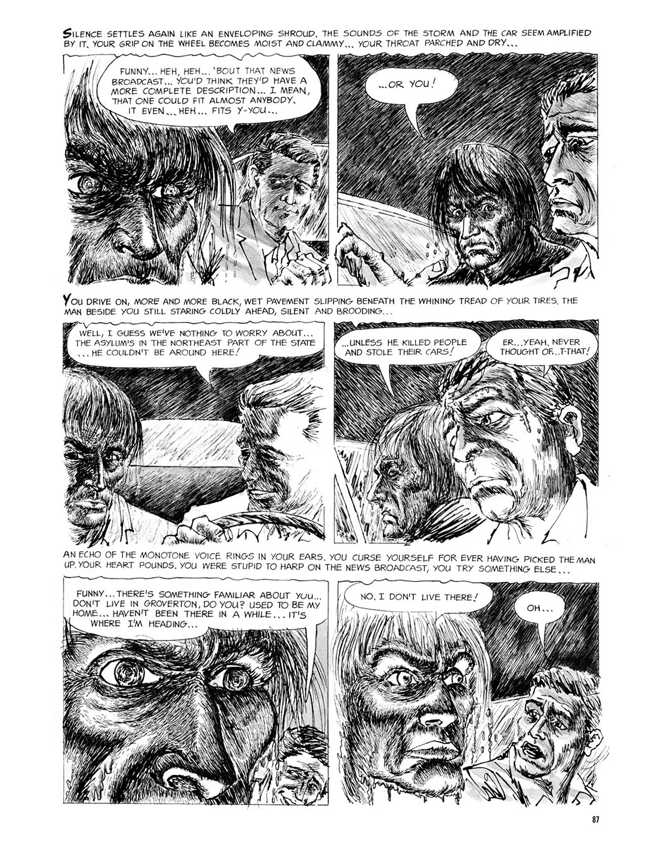 Read online Eerie Archives comic -  Issue # TPB 2 - 88