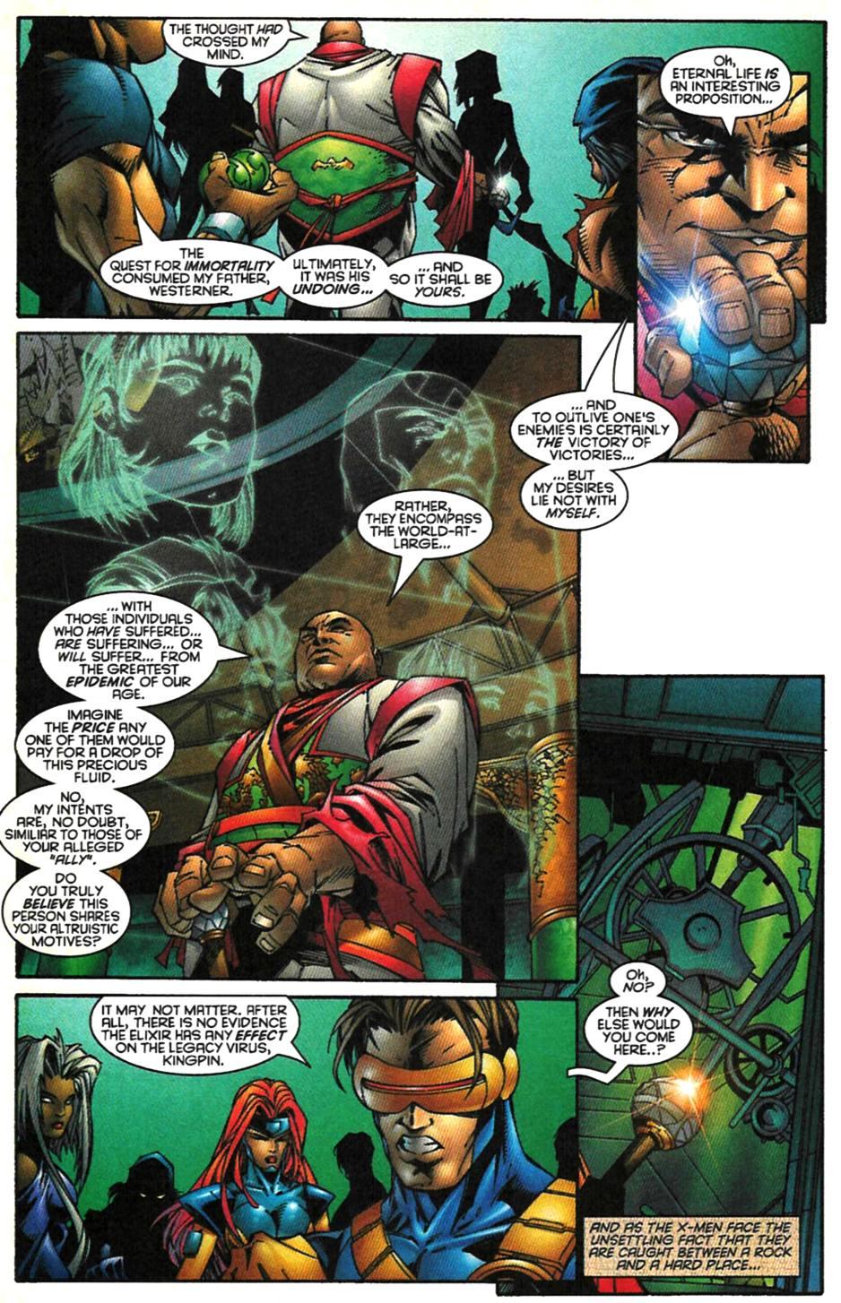 X-Men (1991) 64 Page 10