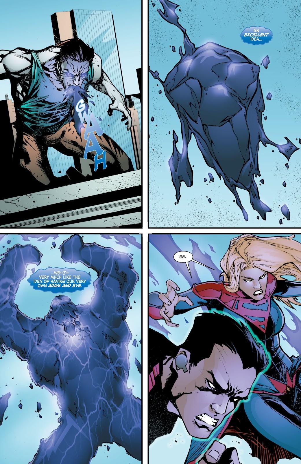 Read online Smallville Season 11 [II] comic -  Issue # TPB 8 - 151