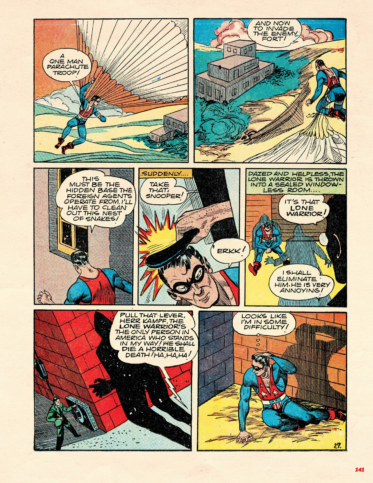 Read online Super Weird Heroes comic -  Issue # TPB 2 (Part 2) - 41