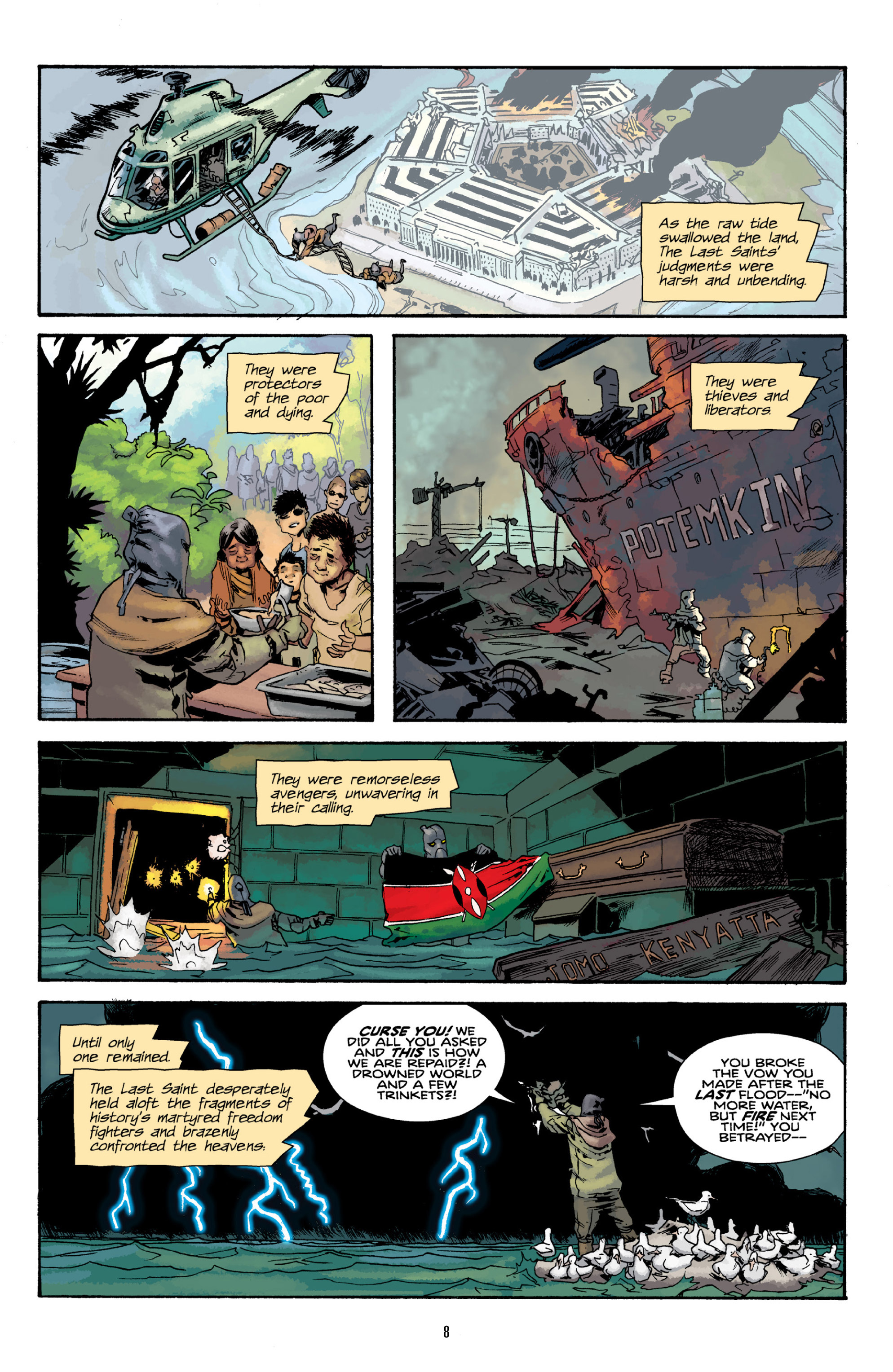 Read online Orchid comic -  Issue # TPB 3 - 9