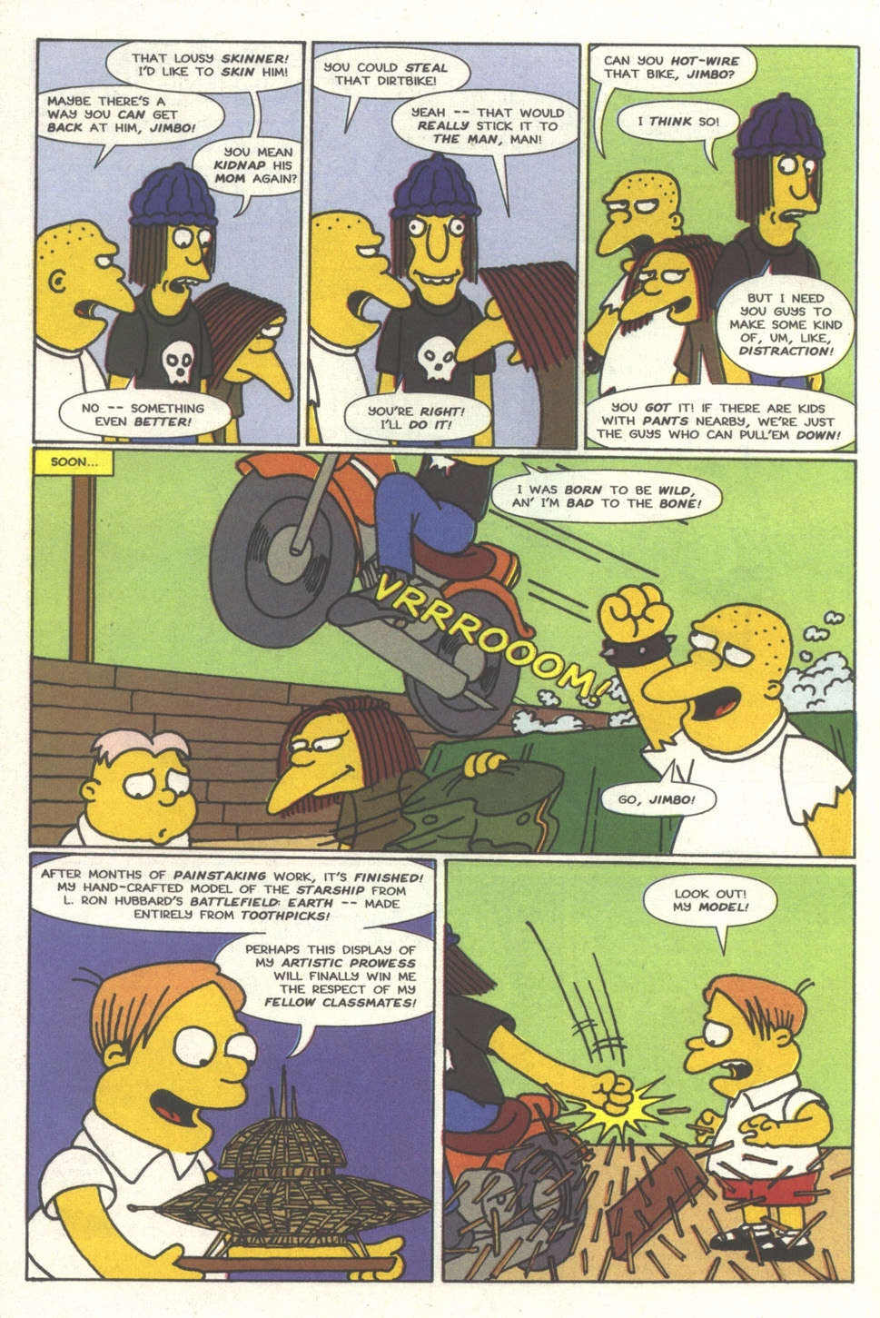 Read online Simpsons Comics comic -  Issue #13 - 28