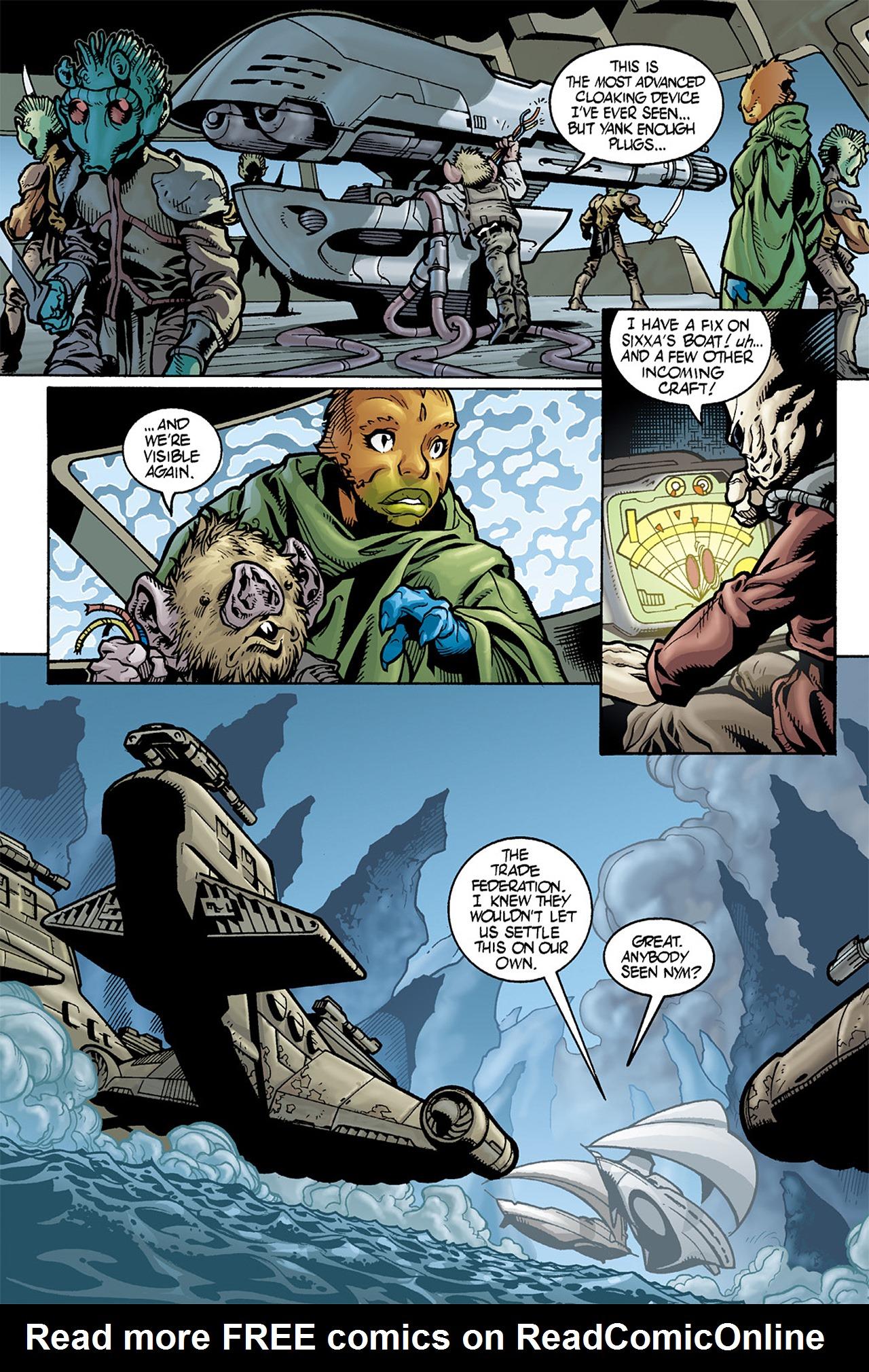 Read online Star Wars Omnibus comic -  Issue # Vol. 10 - 416