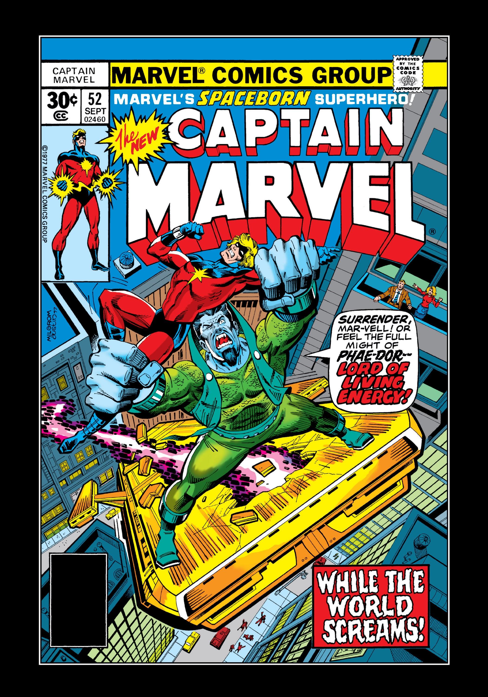 Marvel Masterworks: Captain Marvel TPB_5_(Part_1) Page 99