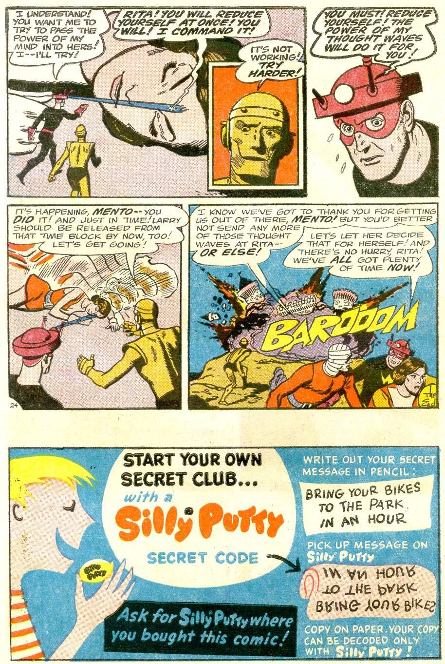 Doom Patrol (1964) issue 92 - Page 30