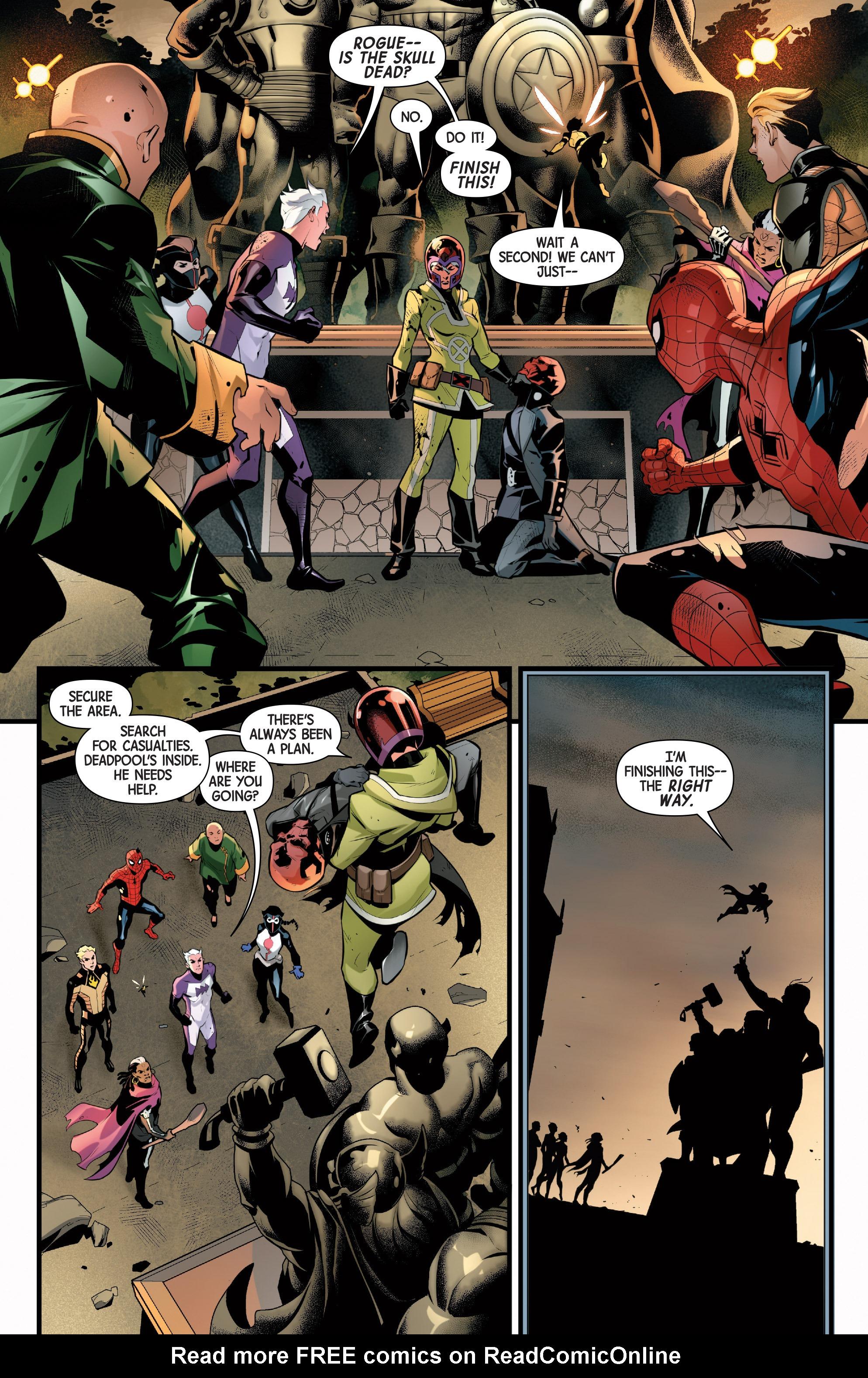 Read online Uncanny Avengers [II] comic -  Issue #21 - 13