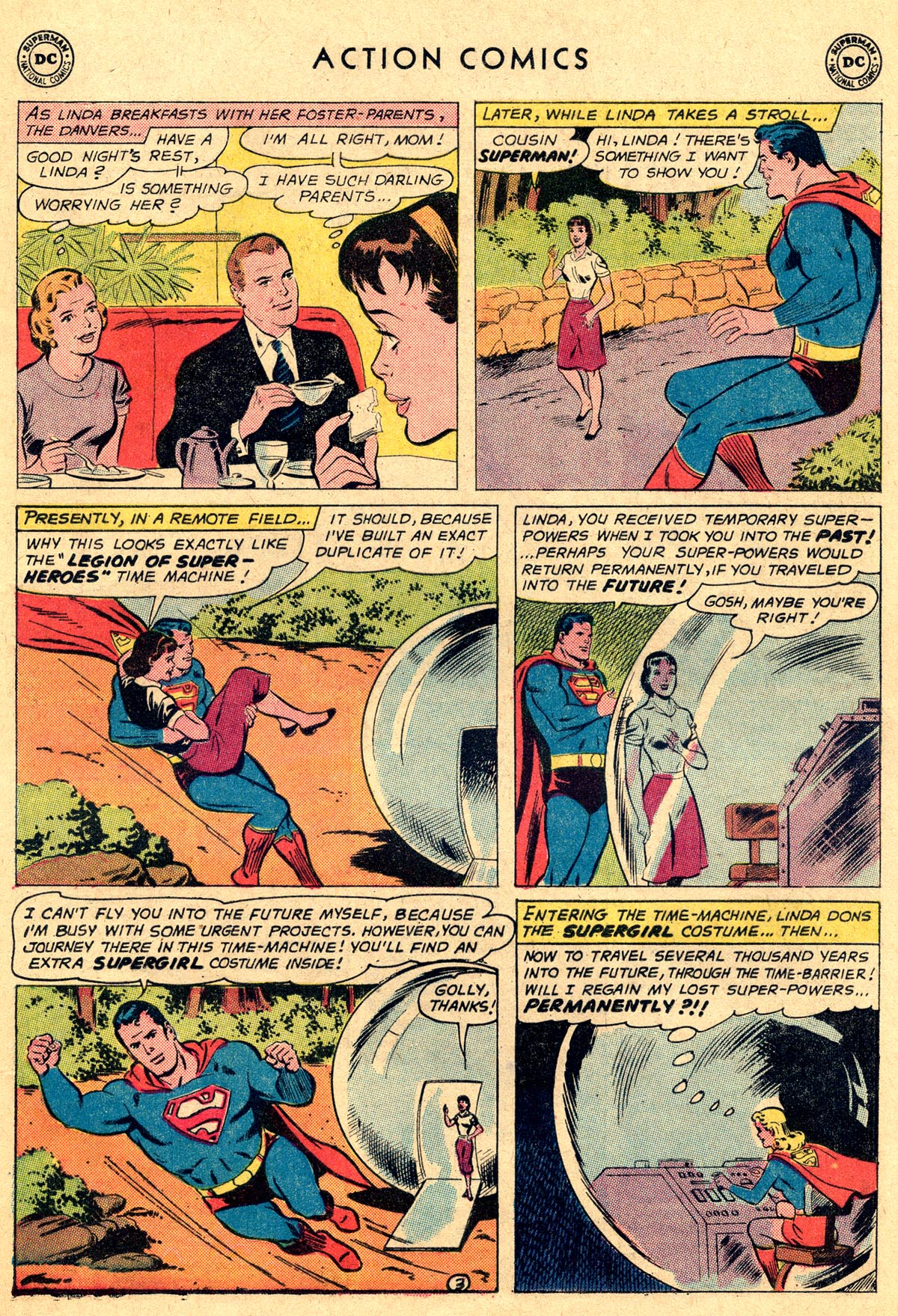Action Comics (1938) 282 Page 20