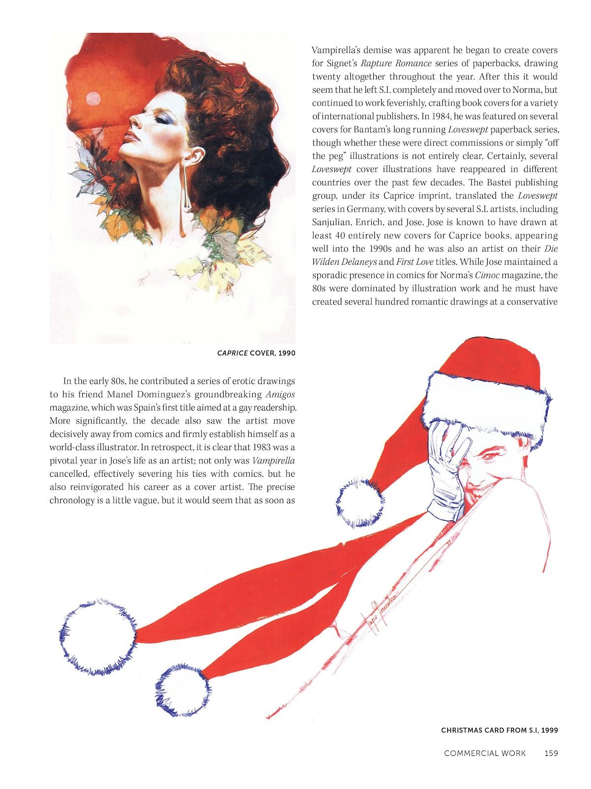 Read online The Art of Jose Gonzalez comic -  Issue # TPB (Part 2) - 61
