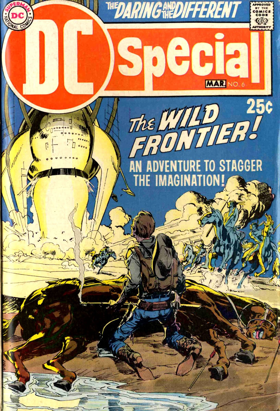 DC Special (1968) 6 Page 1