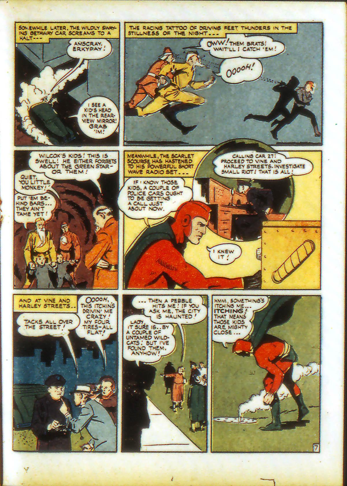 Read online Adventure Comics (1938) comic -  Issue #89 - 35