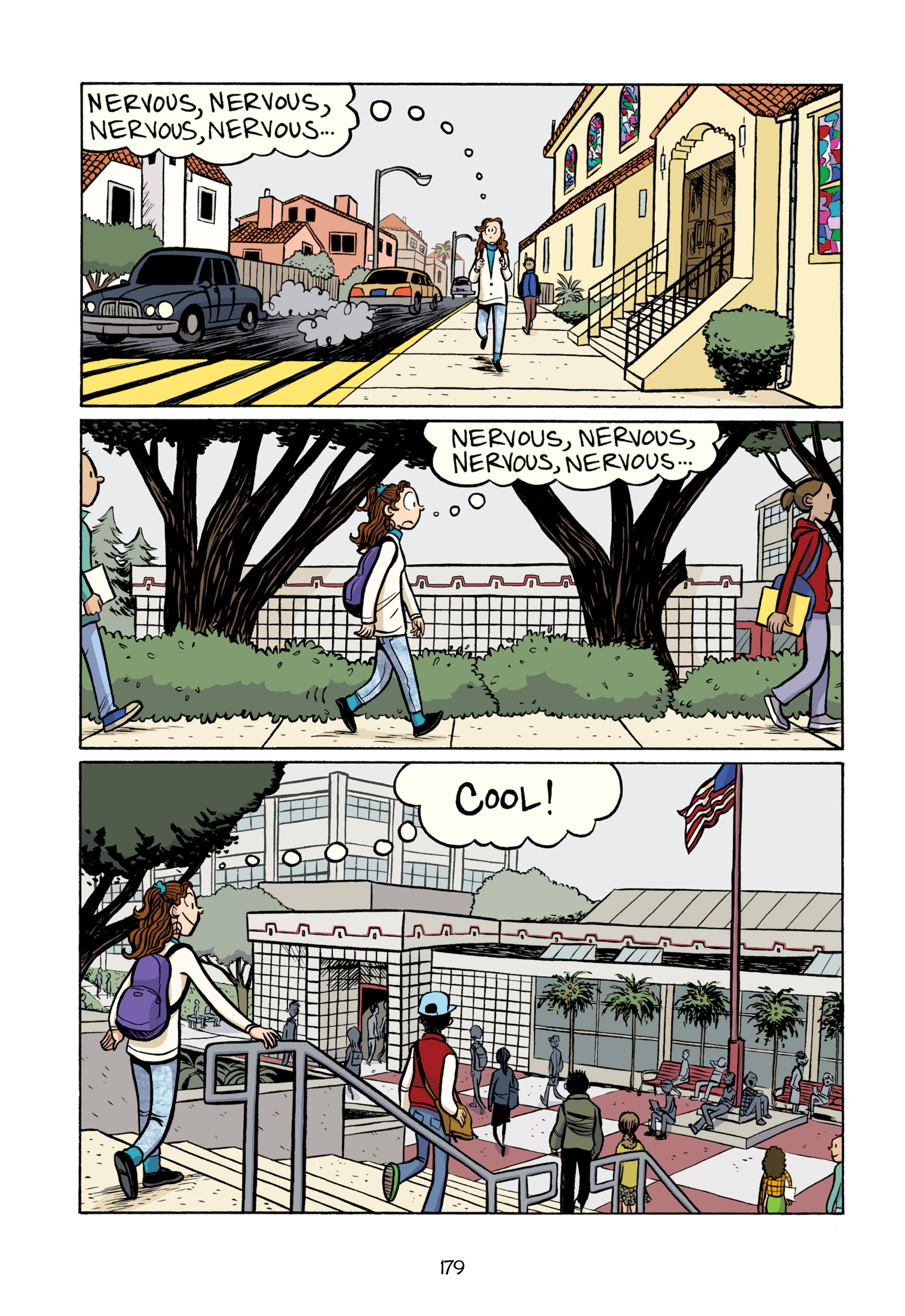 Read online Smile comic -  Issue # TPB - 185
