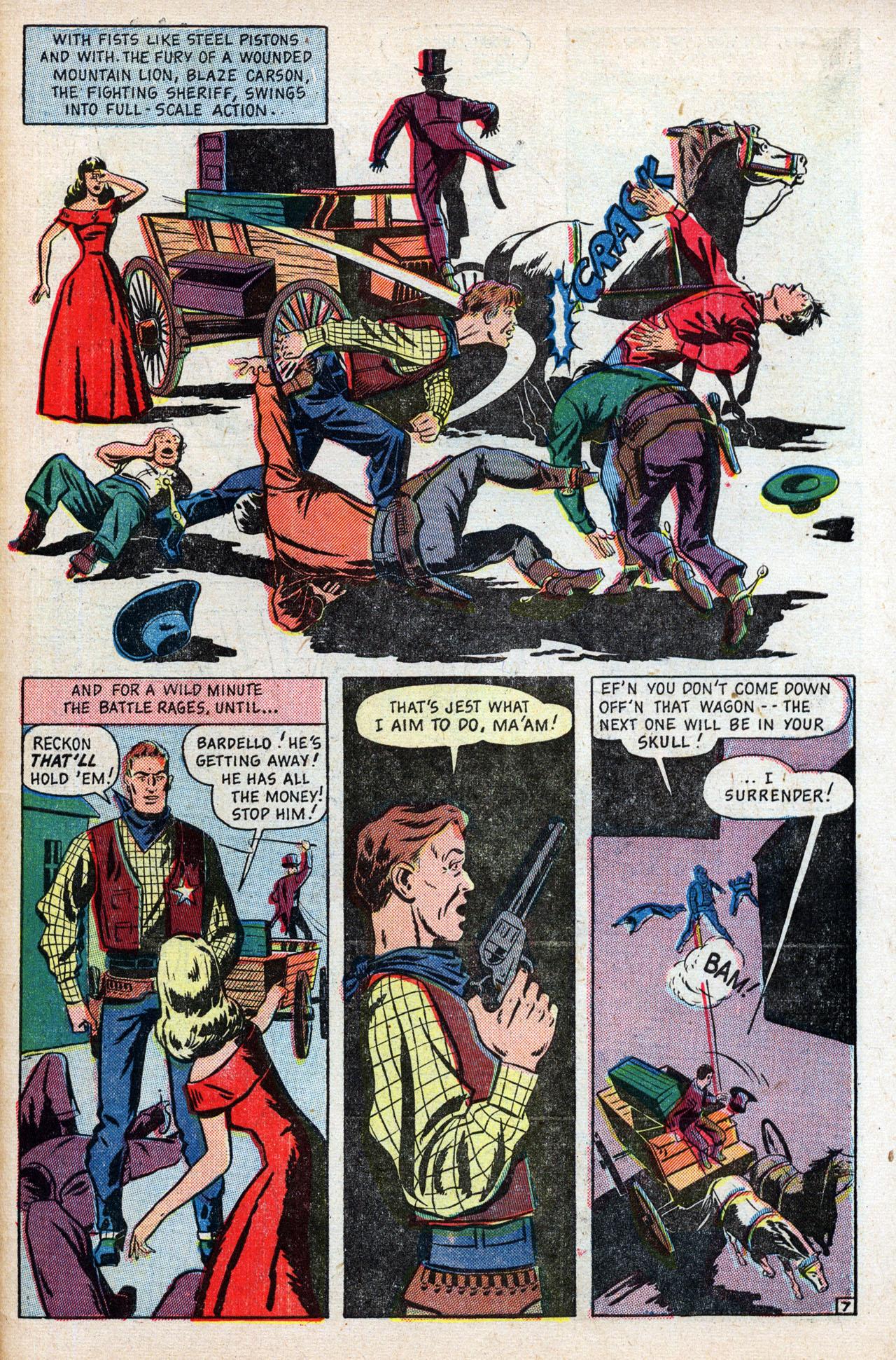 Read online Two-Gun Kid comic -  Issue #8 - 31