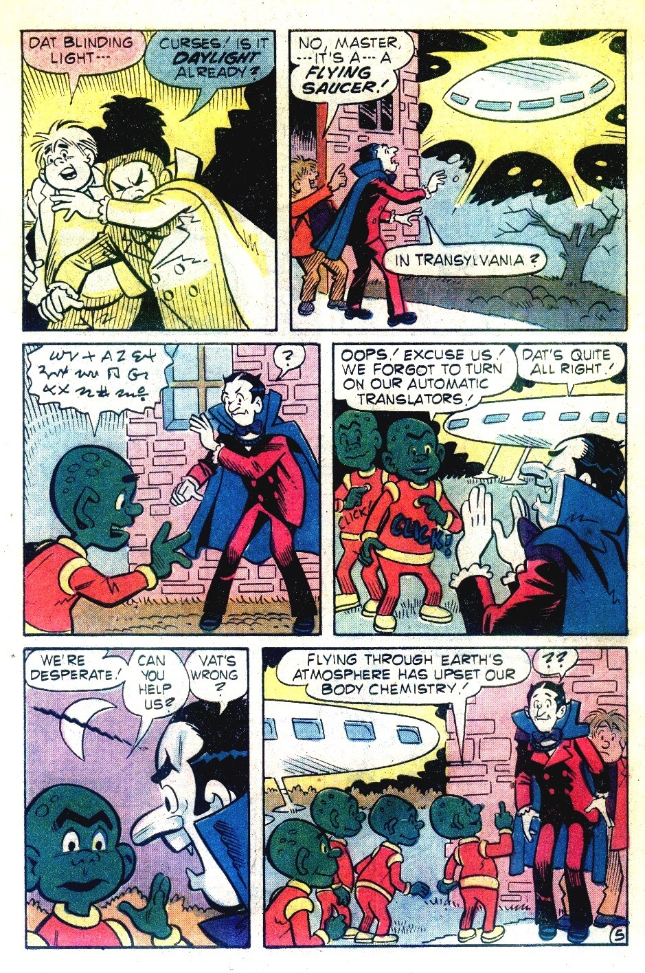 Read online Madhouse Comics comic -  Issue #118 - 7