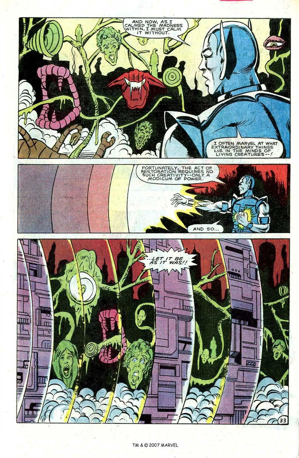 Read online Captain America (1968) comic -  Issue # _Annual 7 - 43