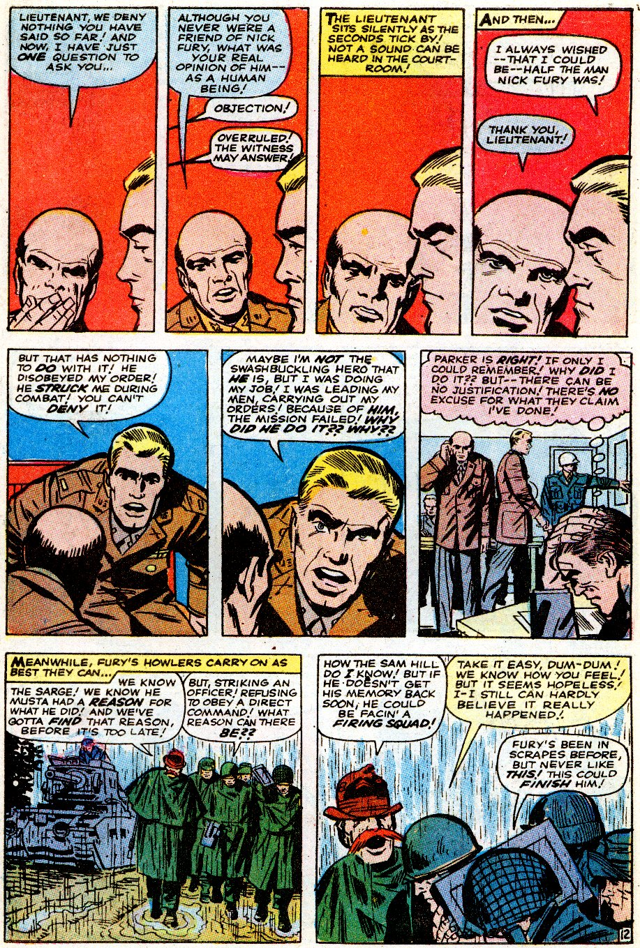 Read online Sgt. Fury comic -  Issue # _Special 5 - 51
