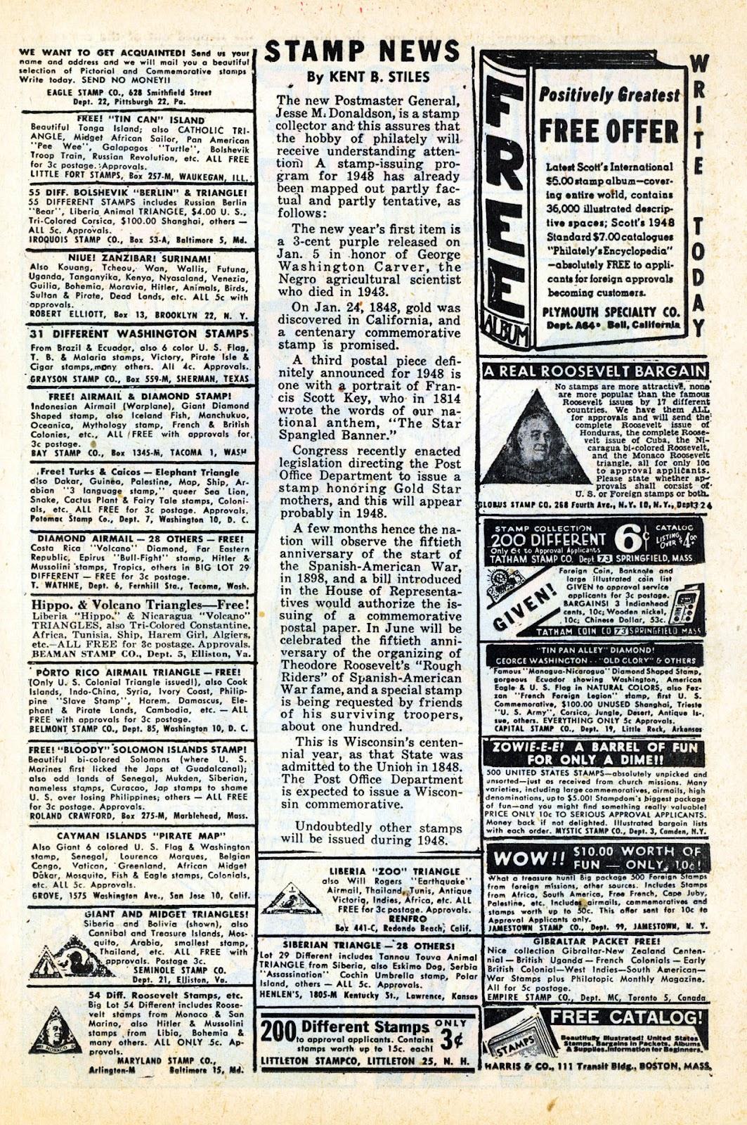 Georgie Comics (1945) issue 17 - Page 29