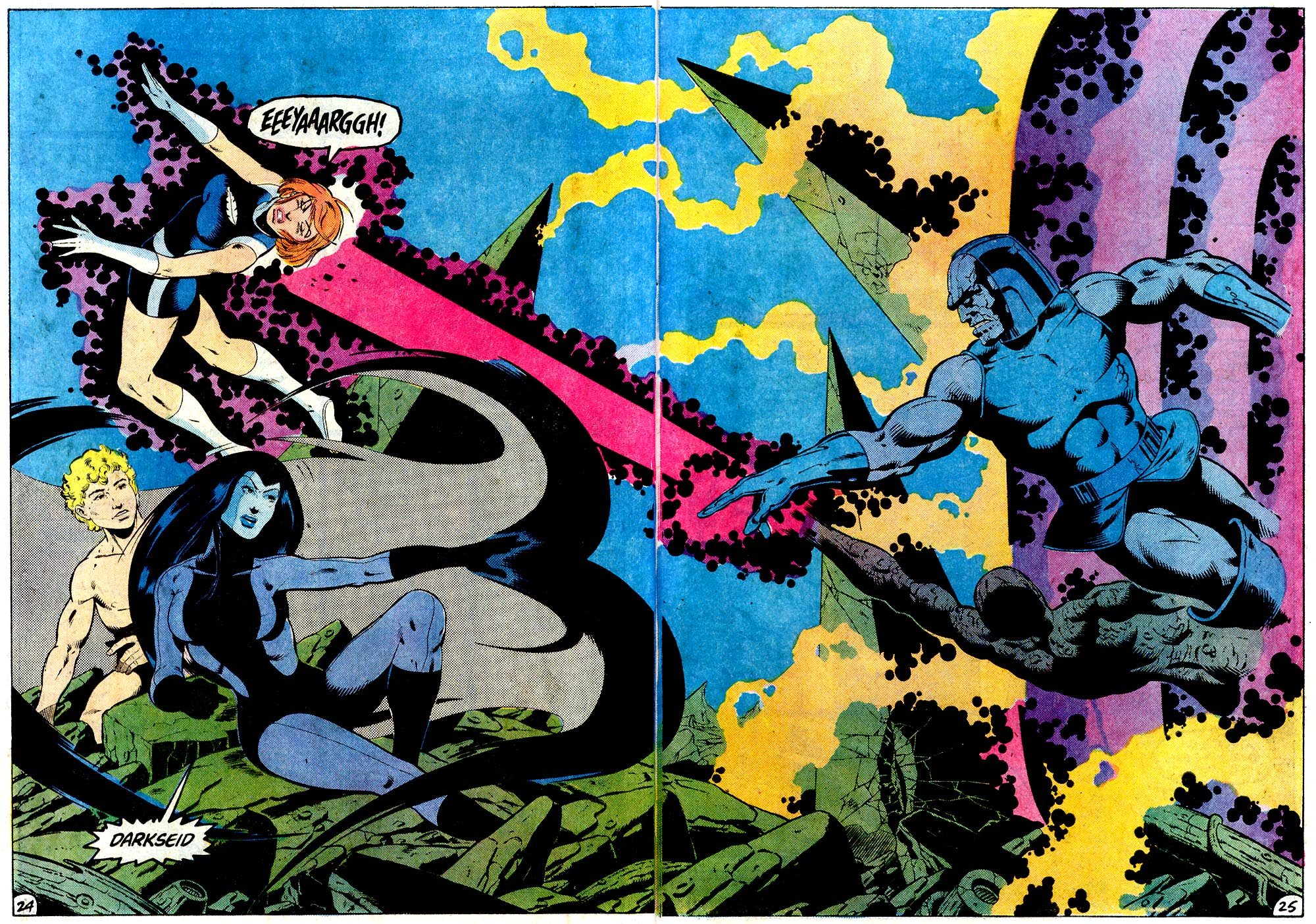 Legion of Super-Heroes (1980) 294 Page 24