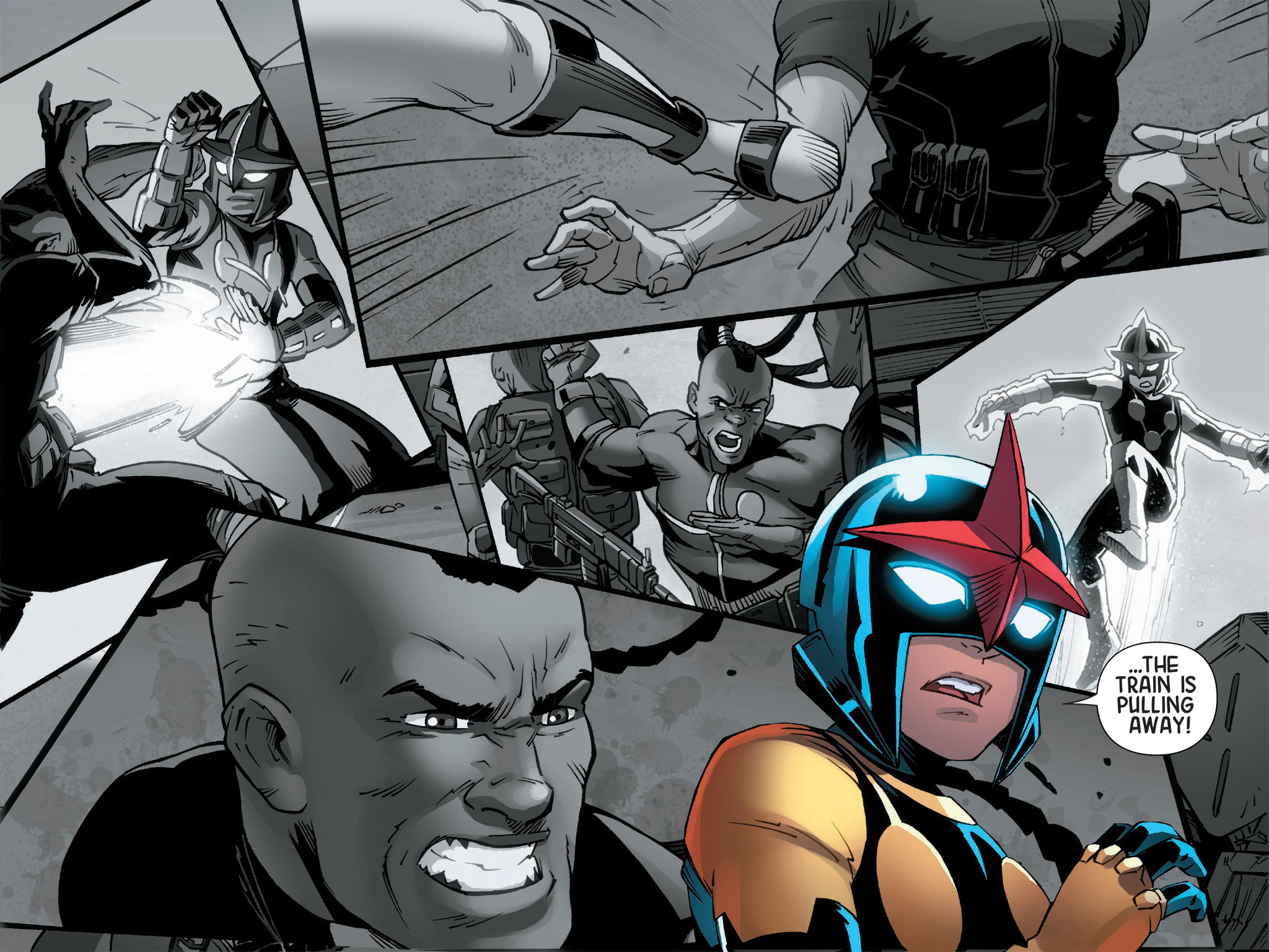 Read online A Year Of Marvels: June Infinite Comic comic -  Issue #A Year Of Marvels: June Infinite Comic Full - 26