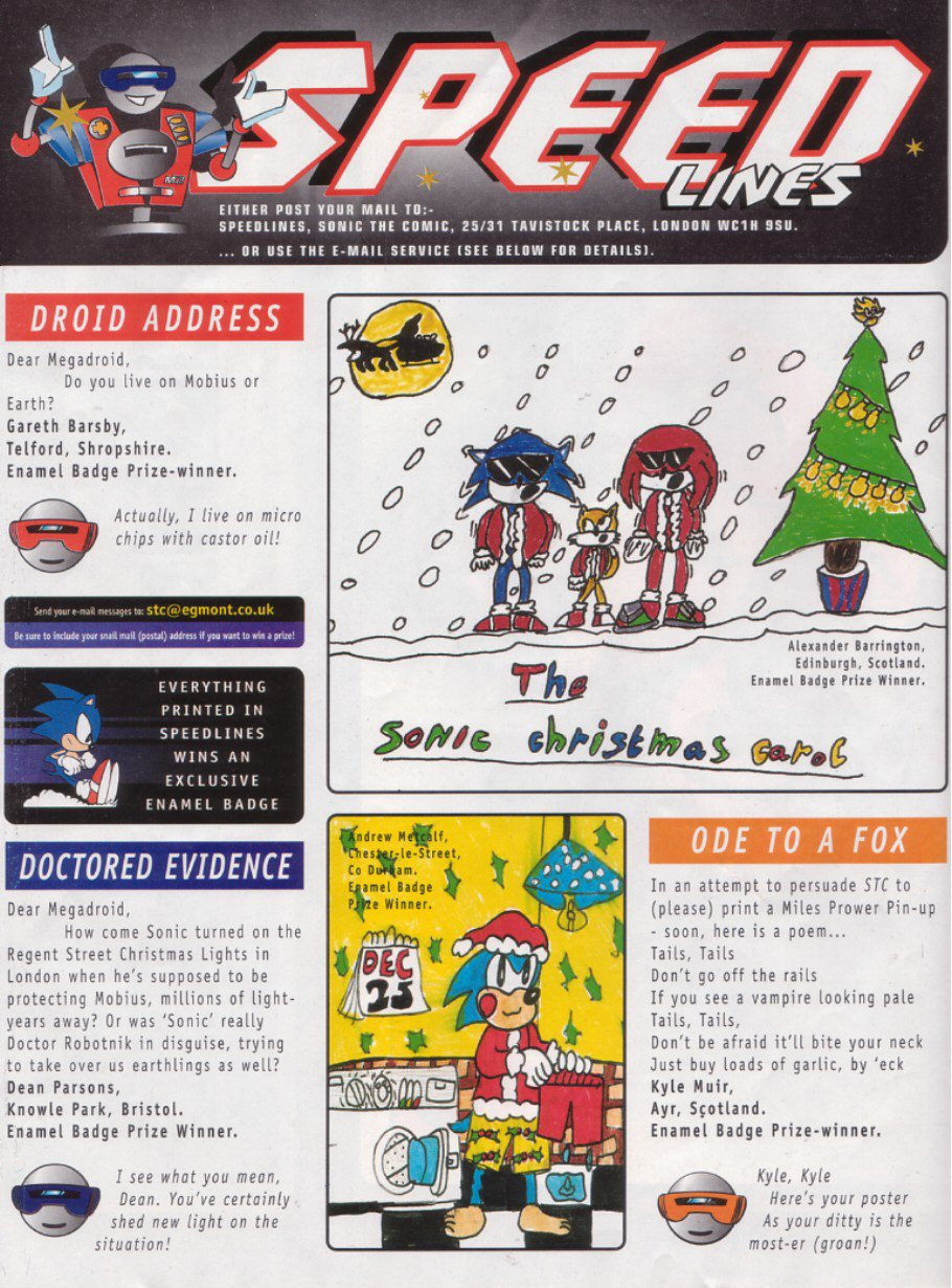 Read online Sonic the Comic comic -  Issue #119 - 15