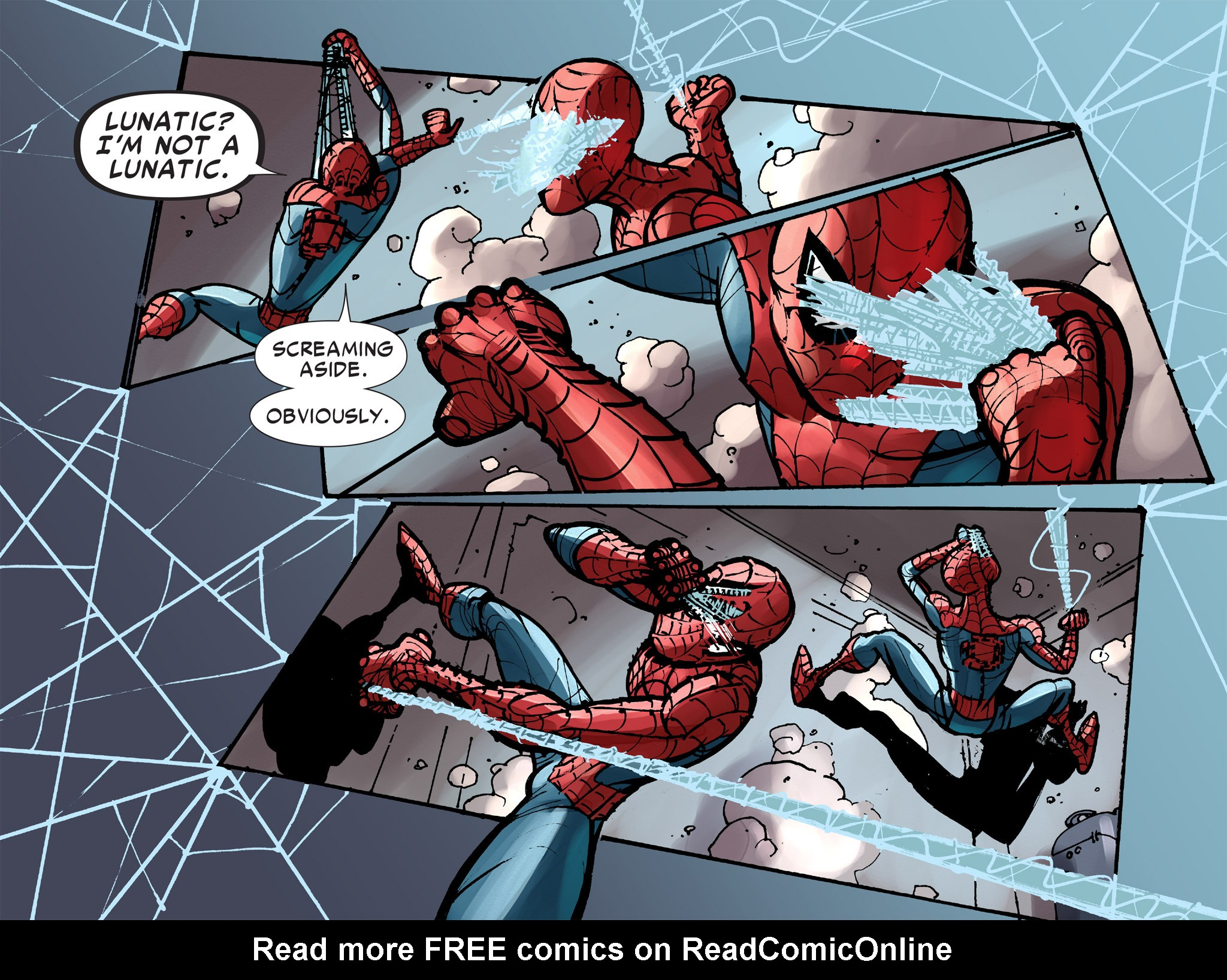 Read online Amazing Spider-Man: Who Am I? comic -  Issue # Full (Part 2) - 140