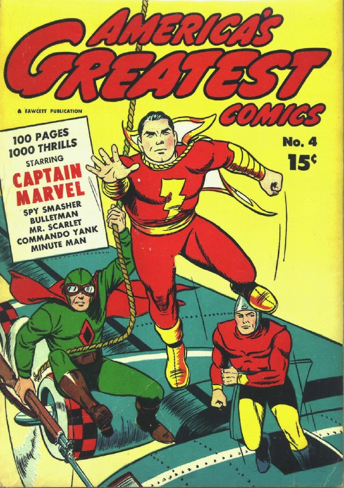 Read online America's Greatest Comics comic -  Issue #4 - 1