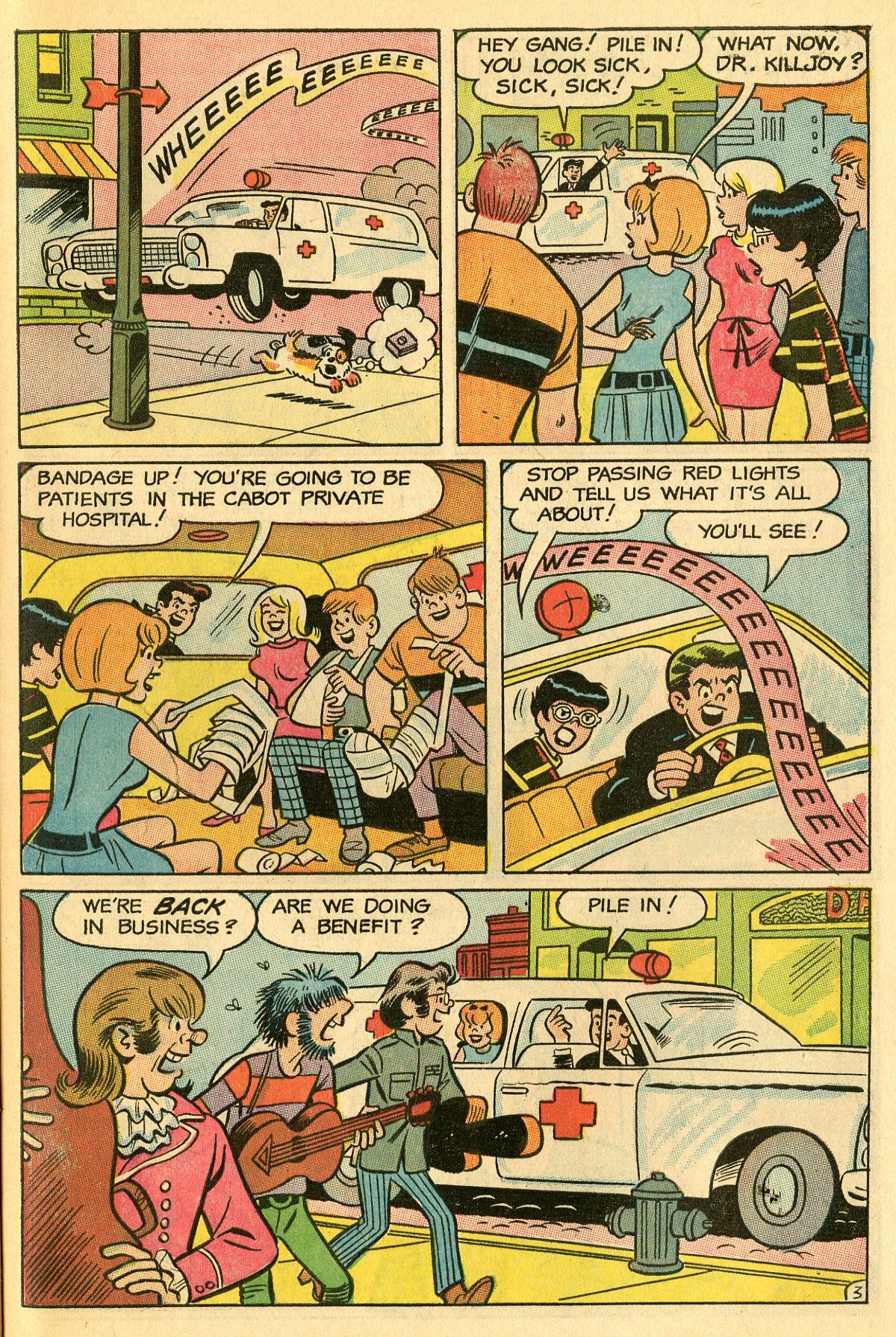 Read online She's Josie comic -  Issue #31 - 31
